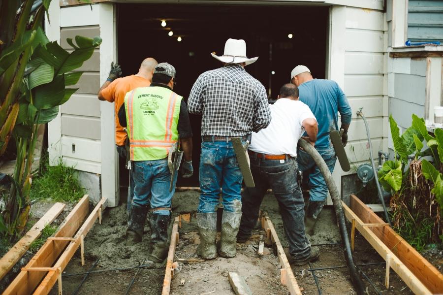 men at work concrete bay area343