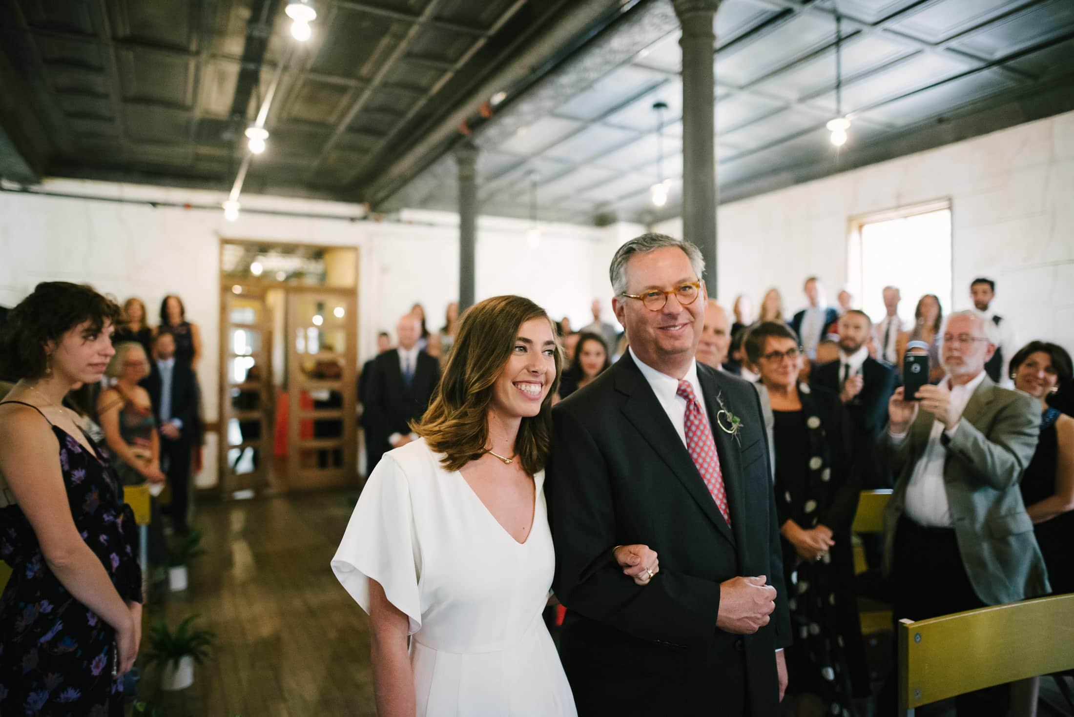 Marin Headland Center for the Arts Wedding Ceremony