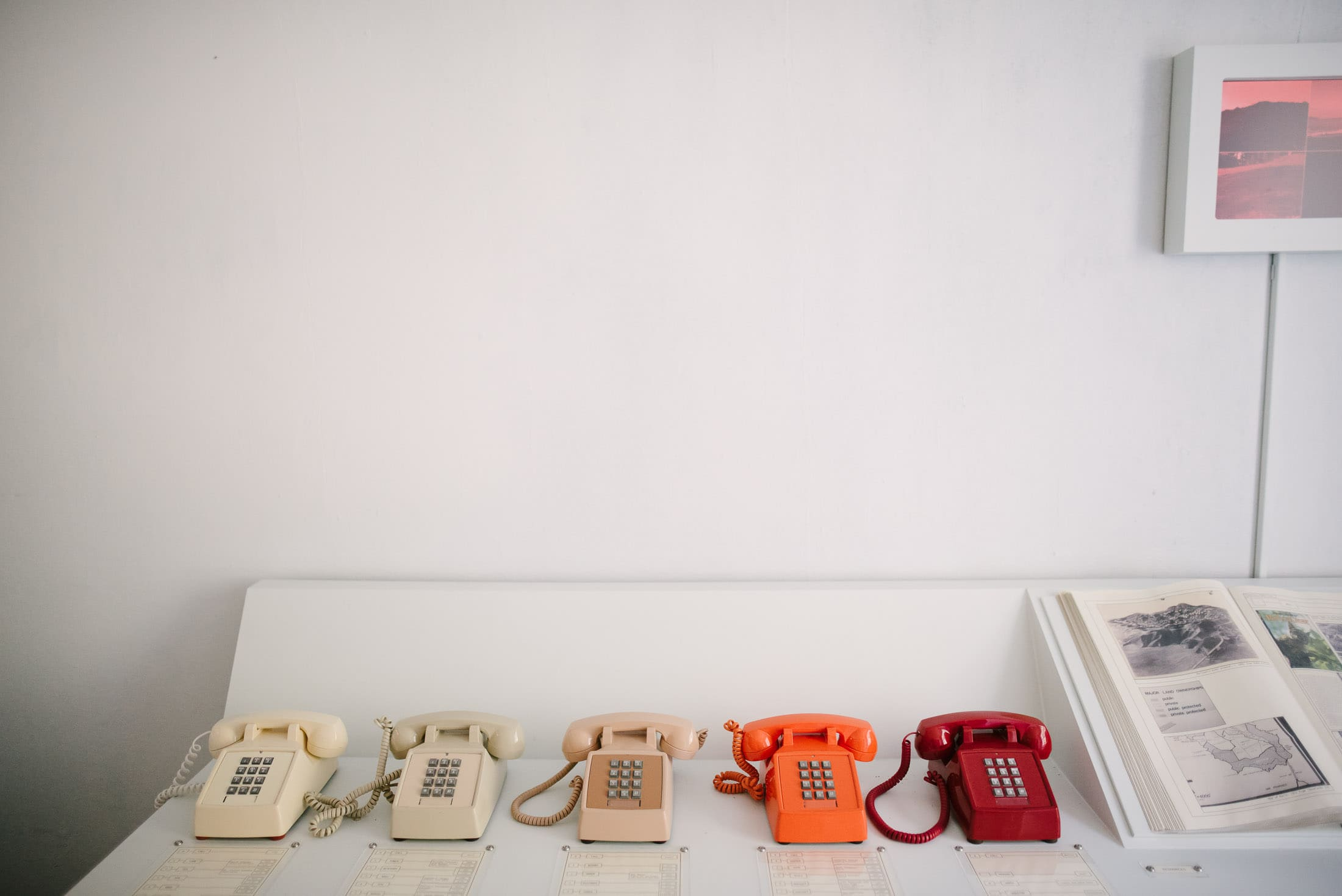 Headlands Center for the Arts Telephones