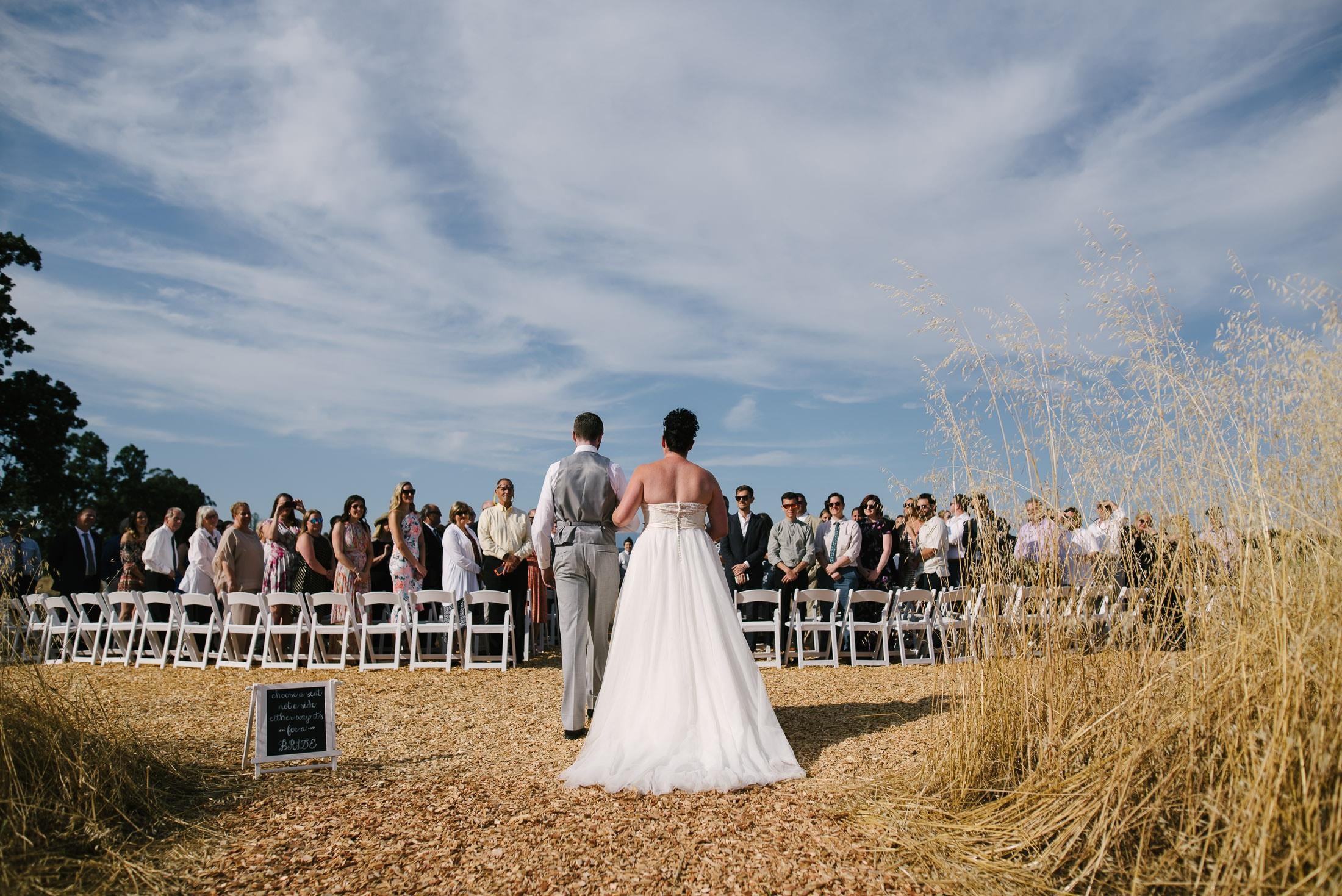 Sebastopol Same Sex Wedding Ceremony