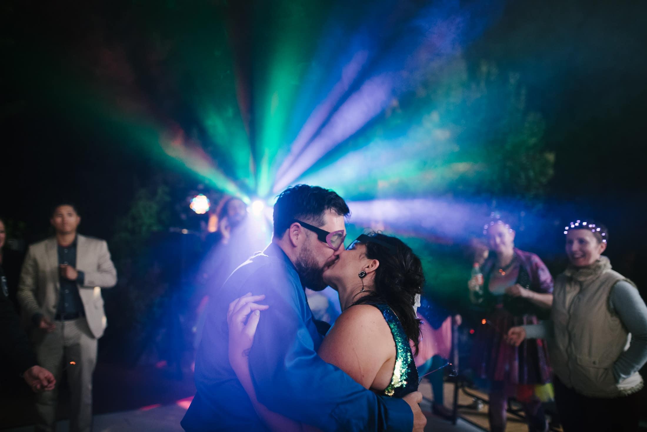 Wedding Reception in Sebastopol