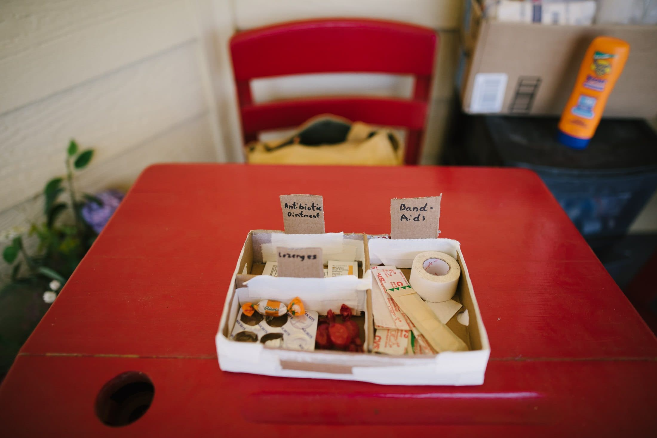 First Aid Kit Wedding