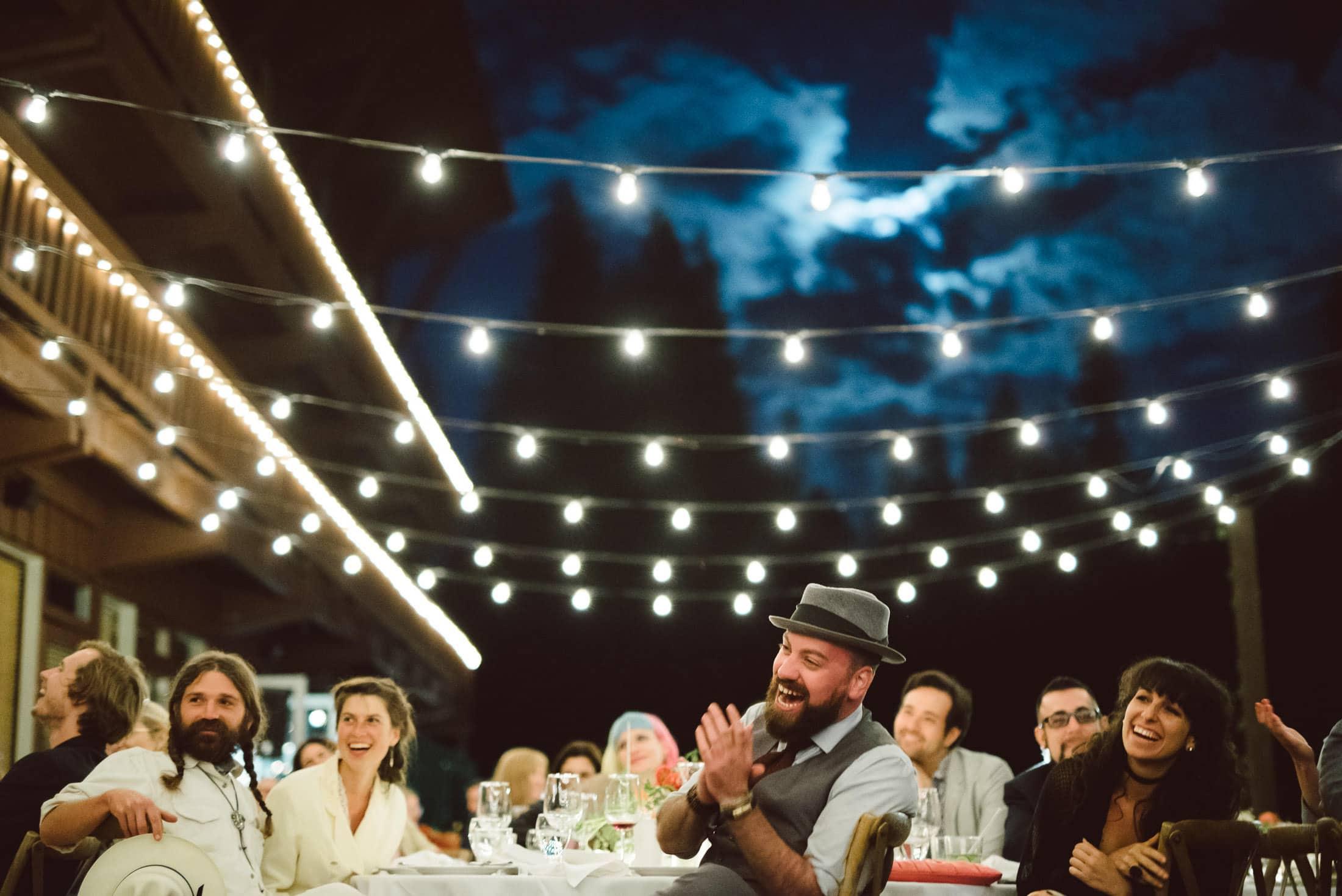 Sugar Bowl Wedding Reception