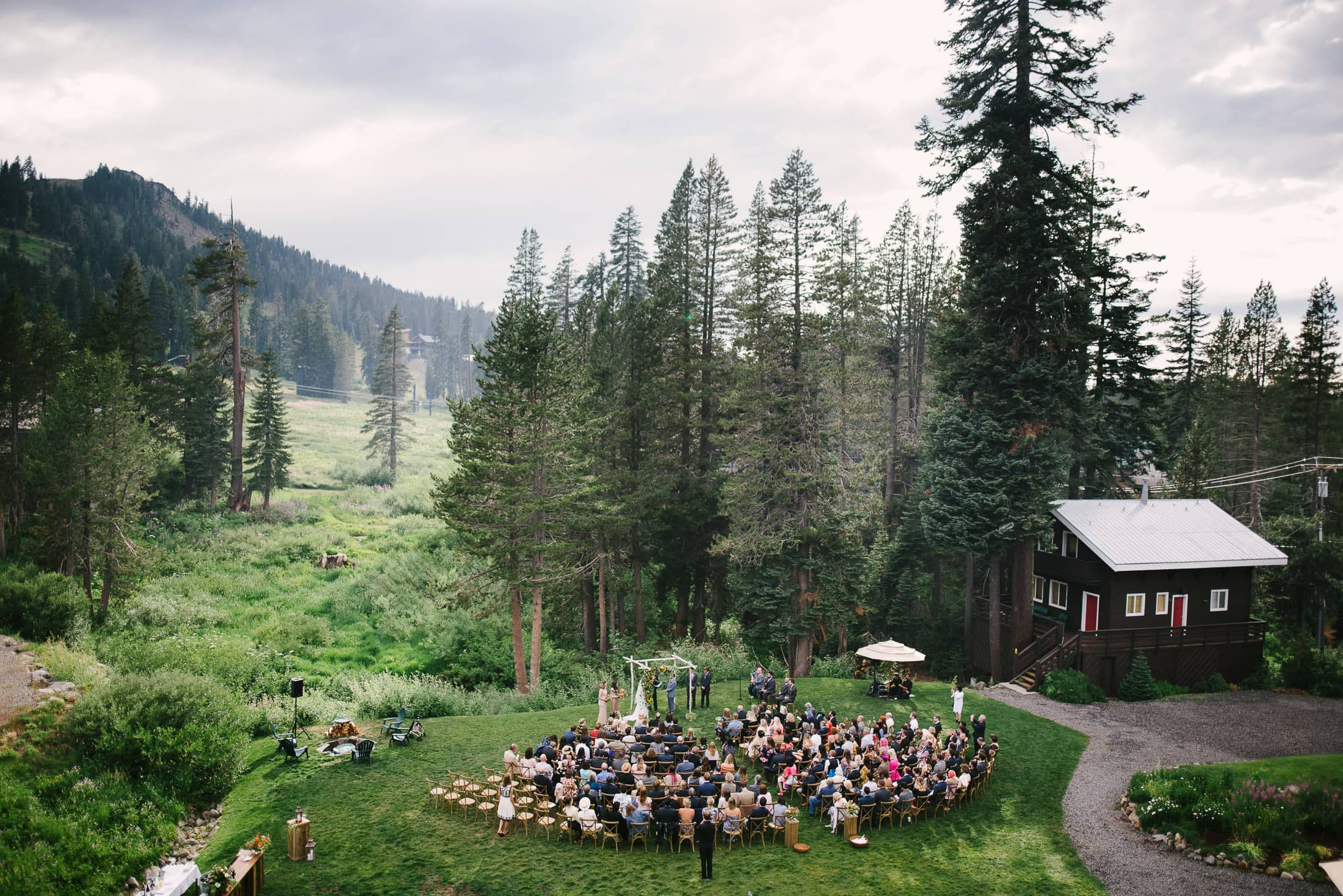 Sugar Bowl Wedding Summer