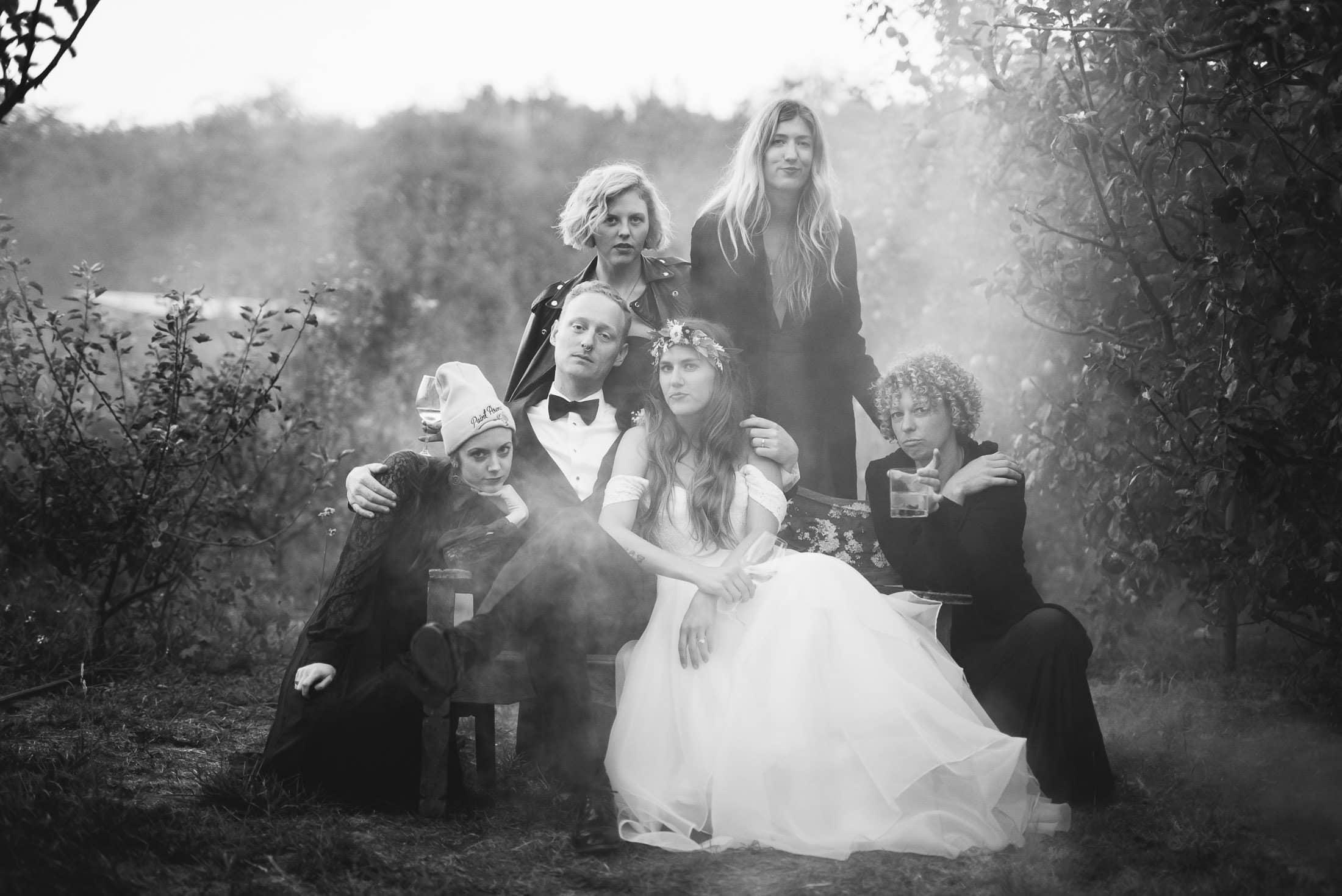 Oz Farm Wedding