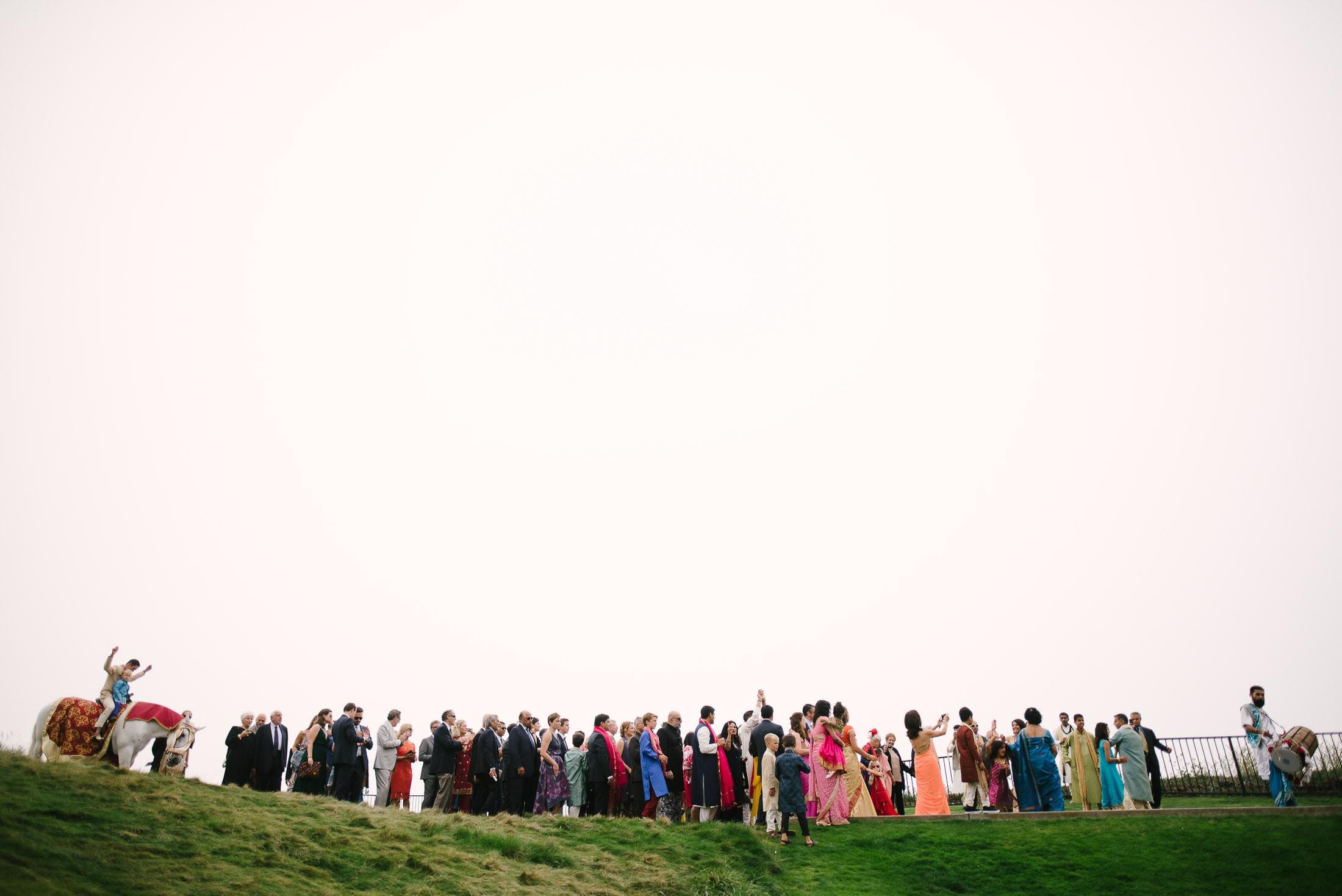 Ritz Half Moon Bay Wedding Indian