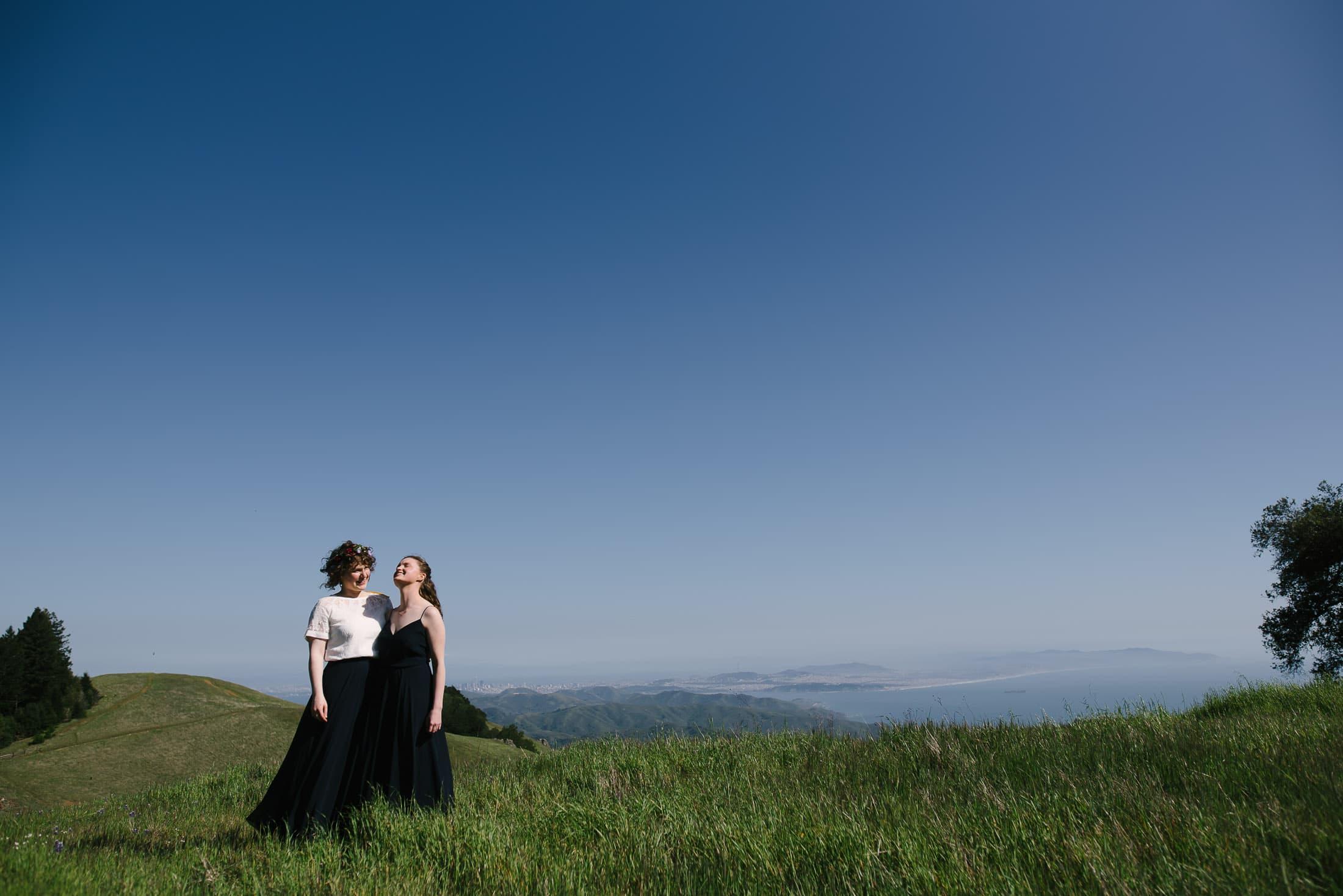 Wedding Portrait Mount Tame