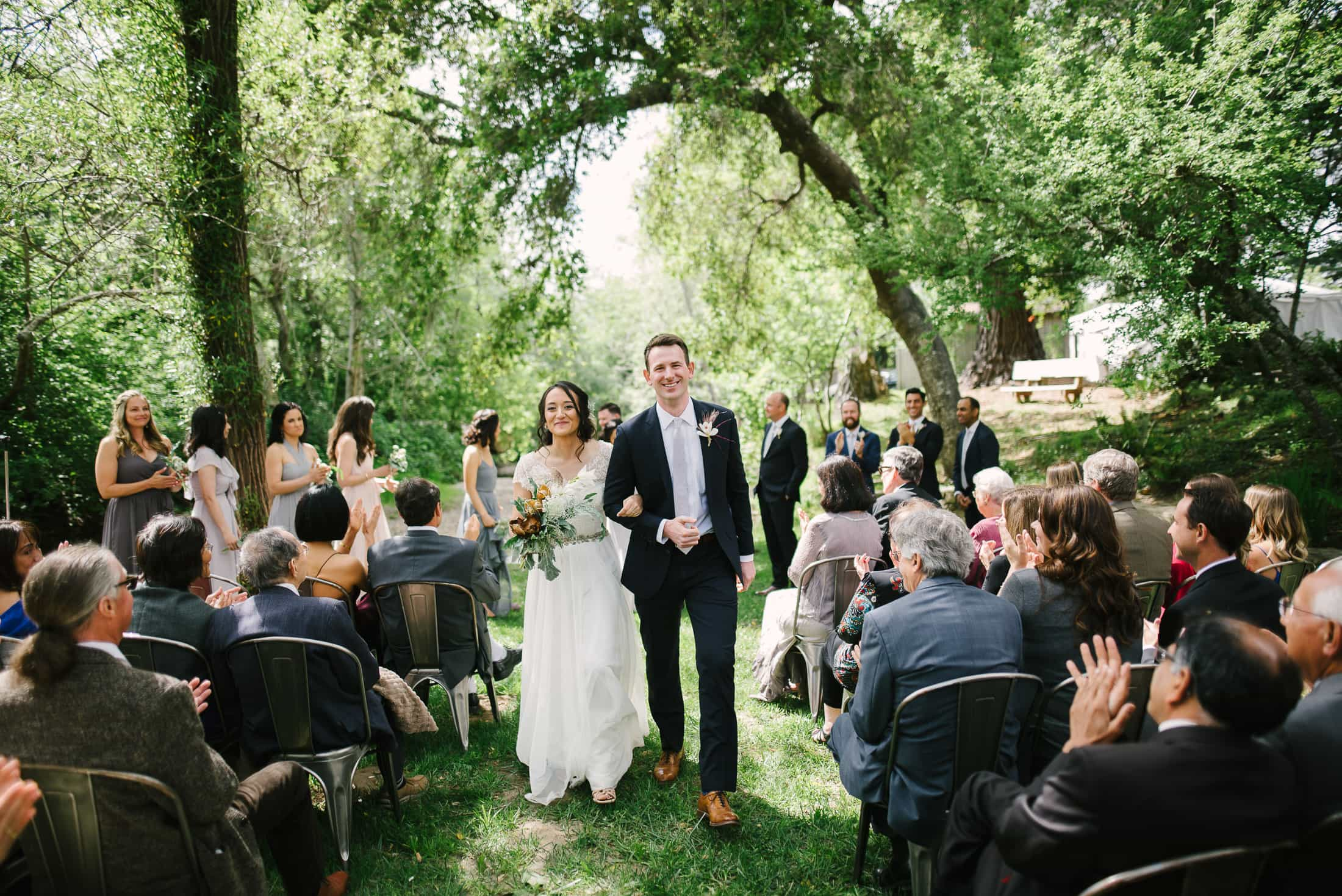 Point Reyes Wedding