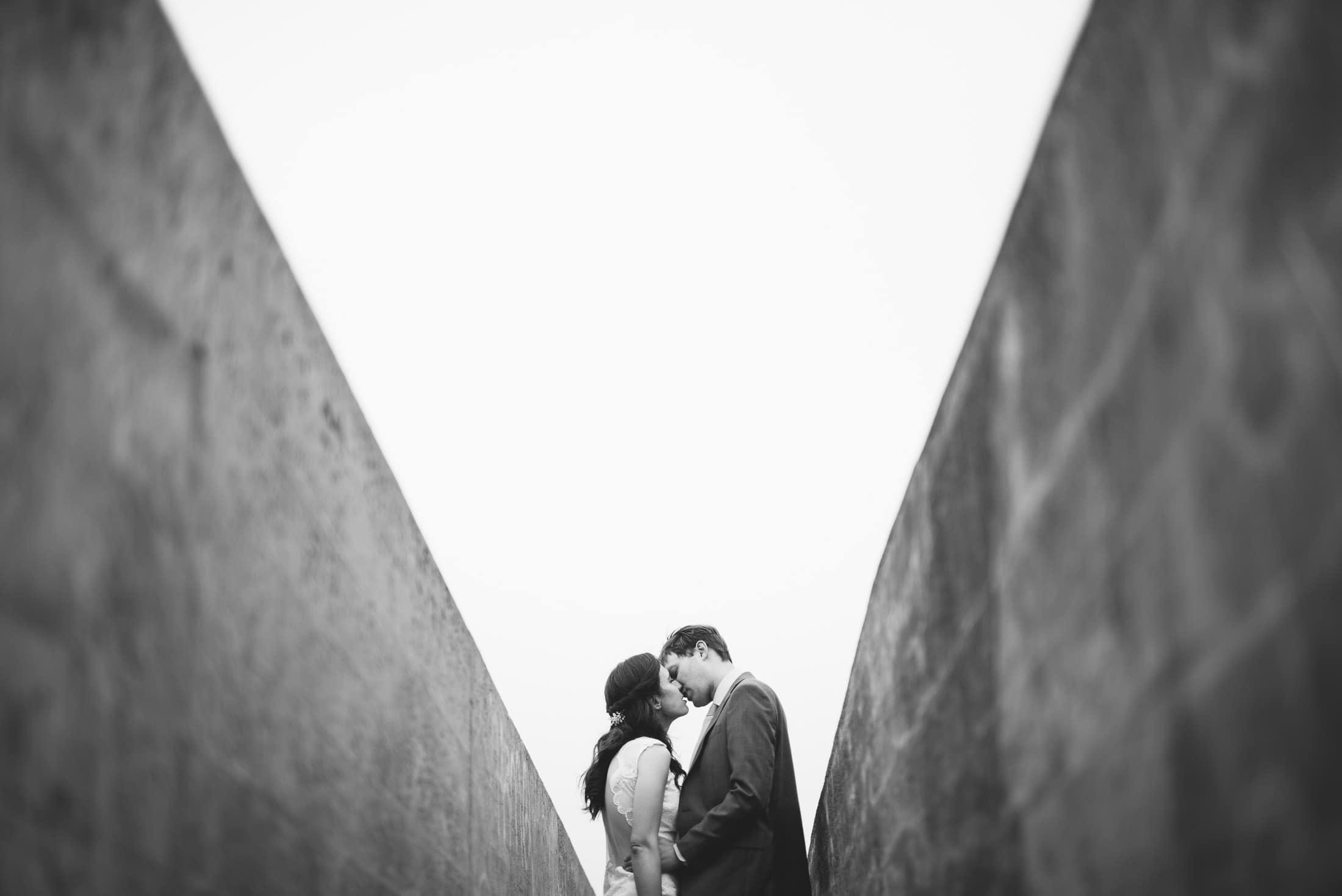 San Francisco Presidio Wedding