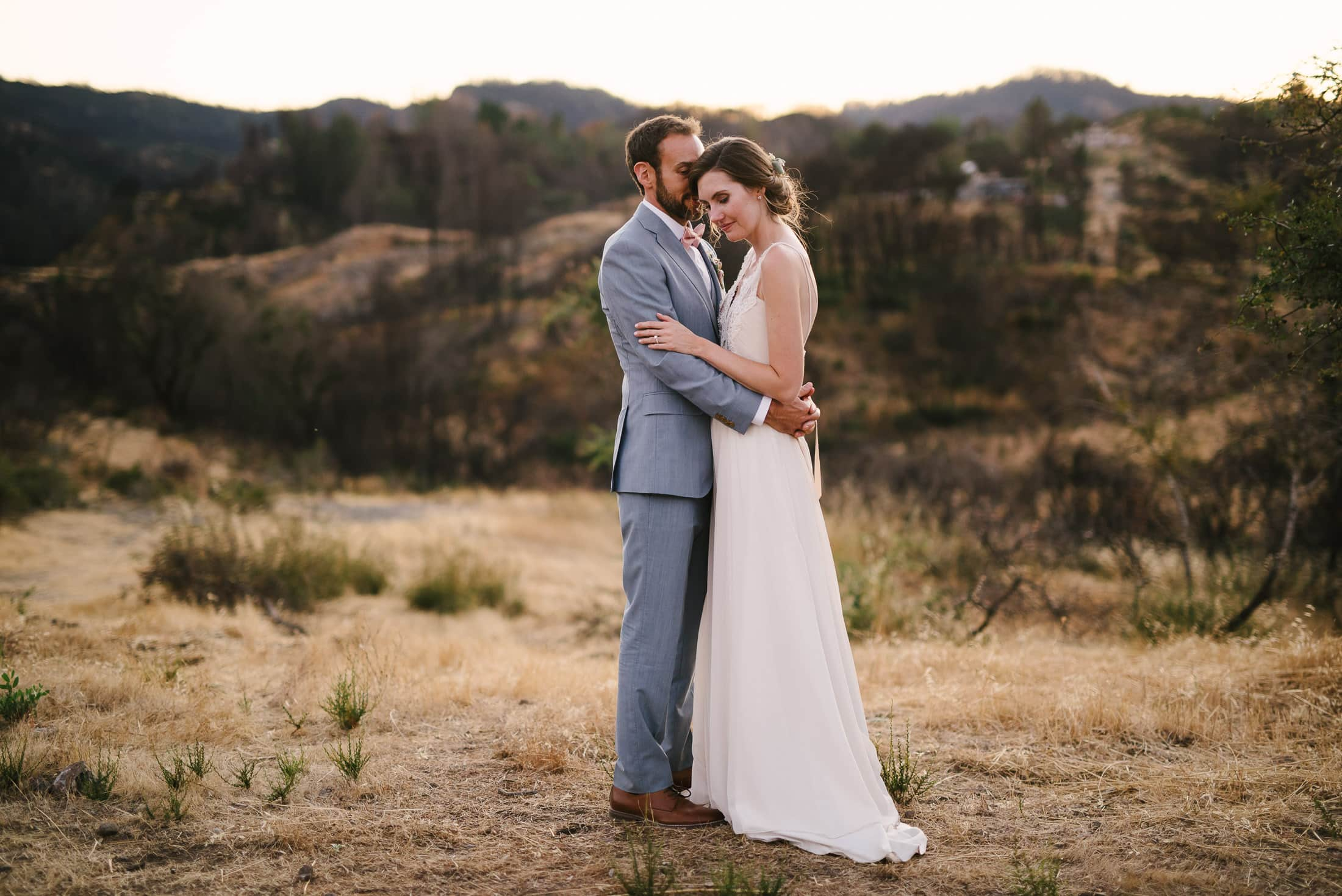 Triple S Ranch Wedding Portrait