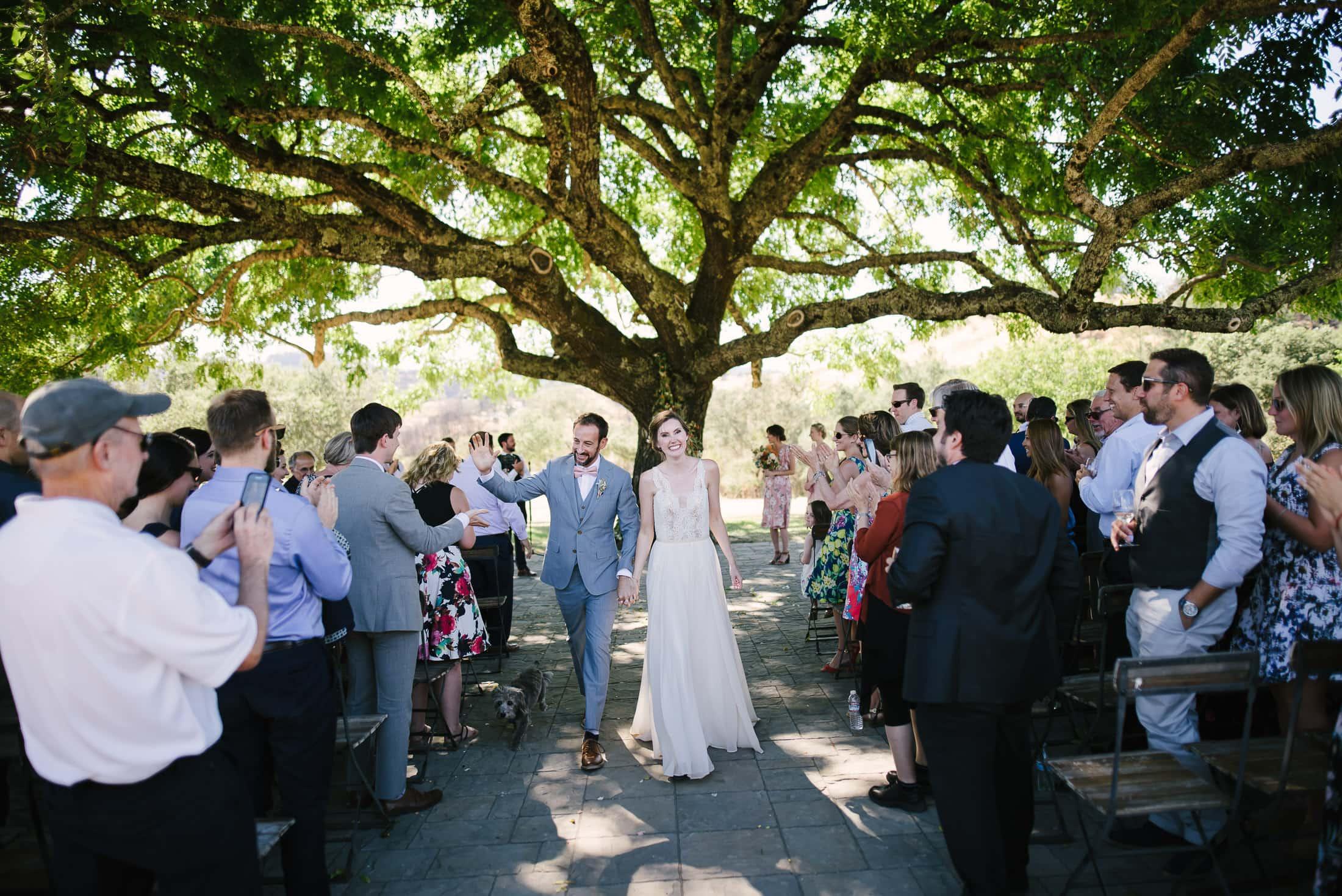 Triple S Ranch Wedding Ceremony