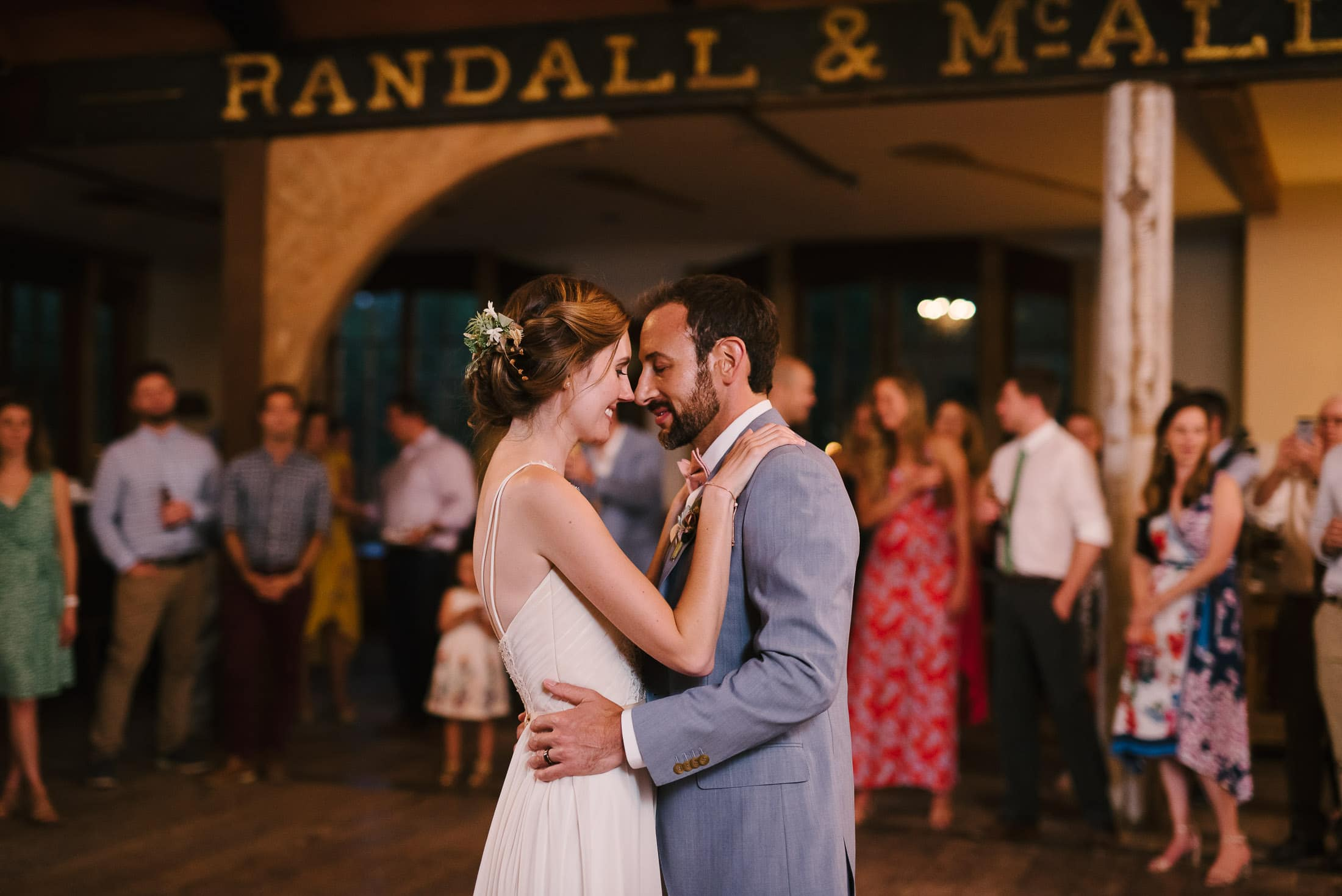 First Dance at Triple S Ranch