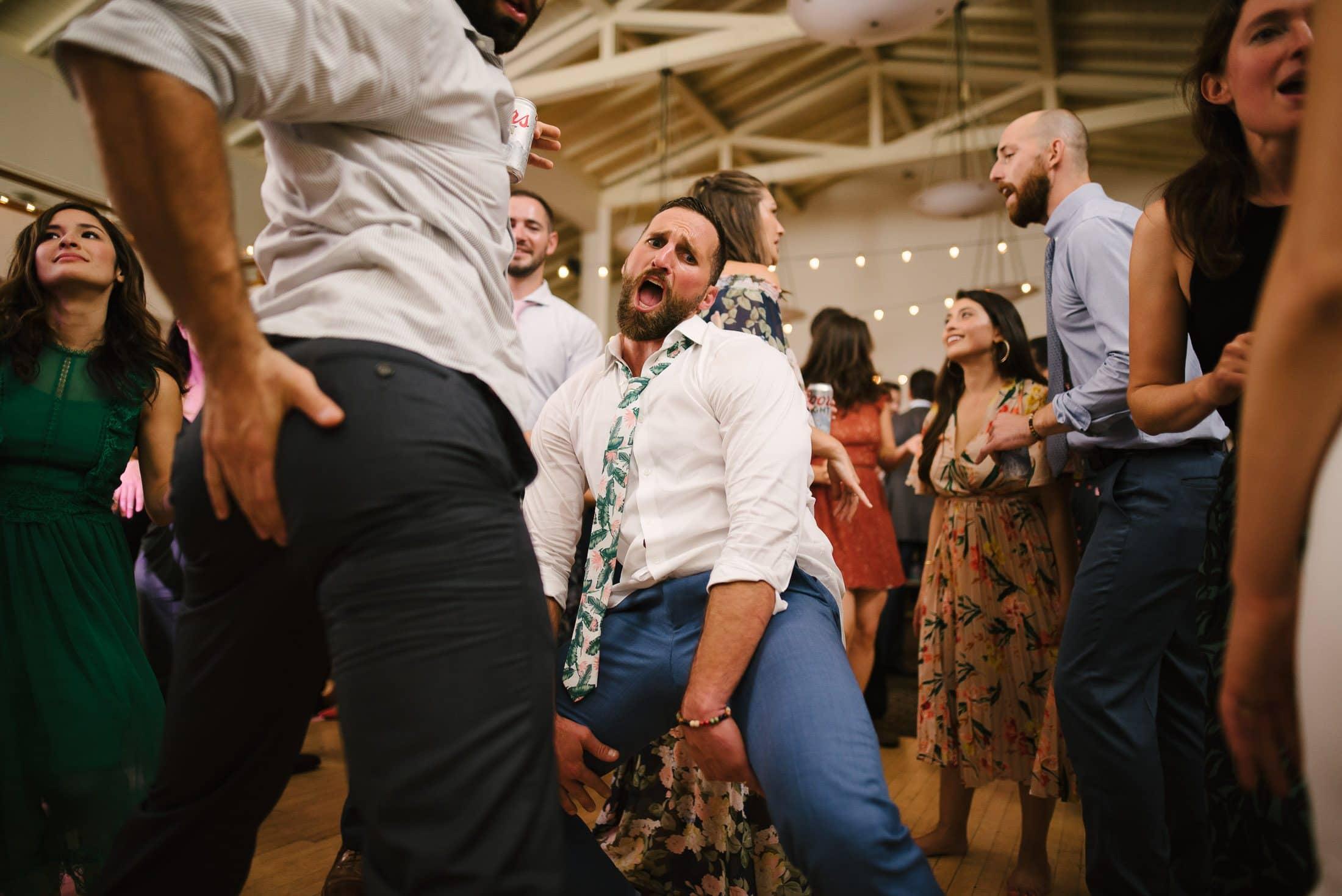 Golden Gate Club Wedding Party