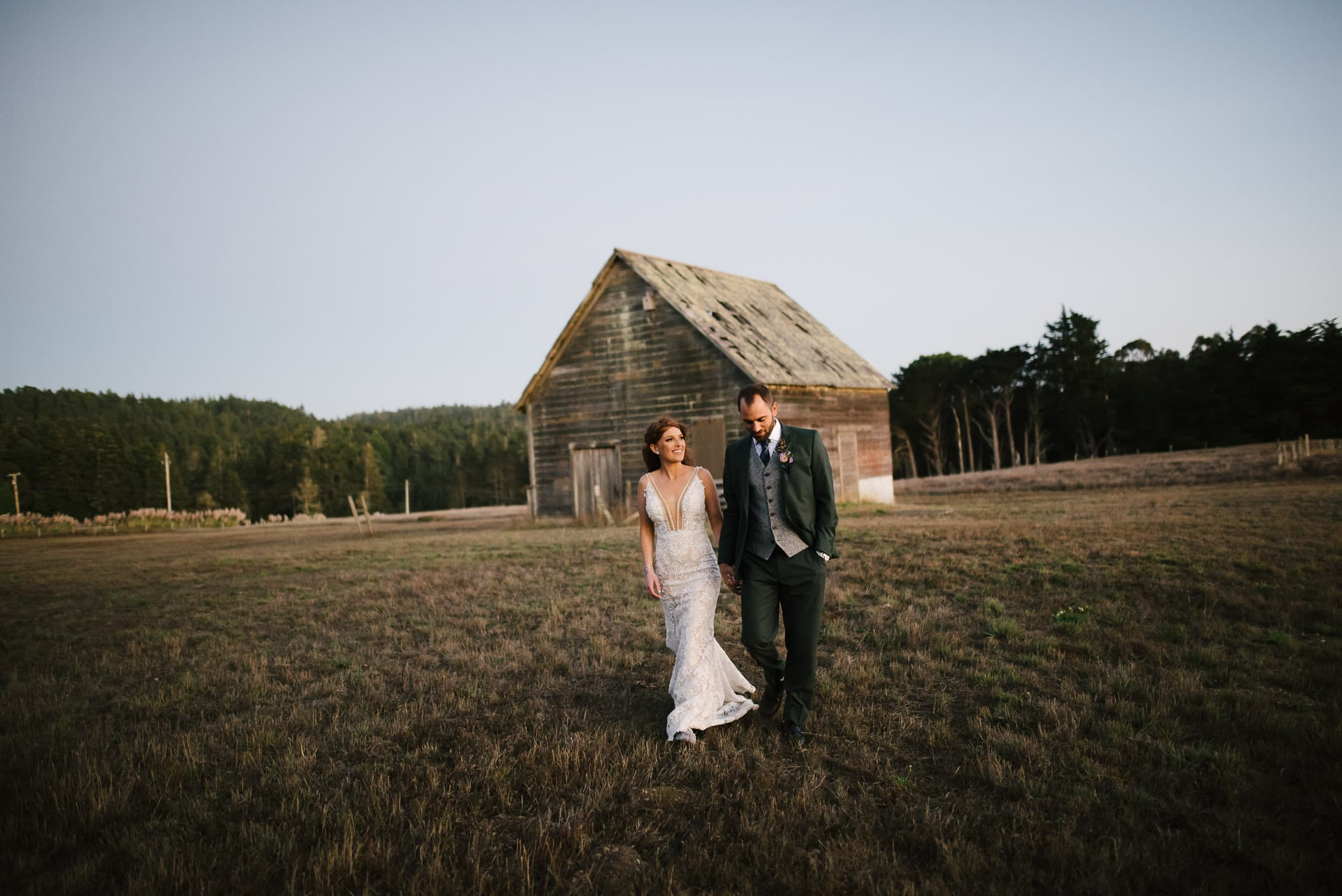 Spring Ranch Wedding