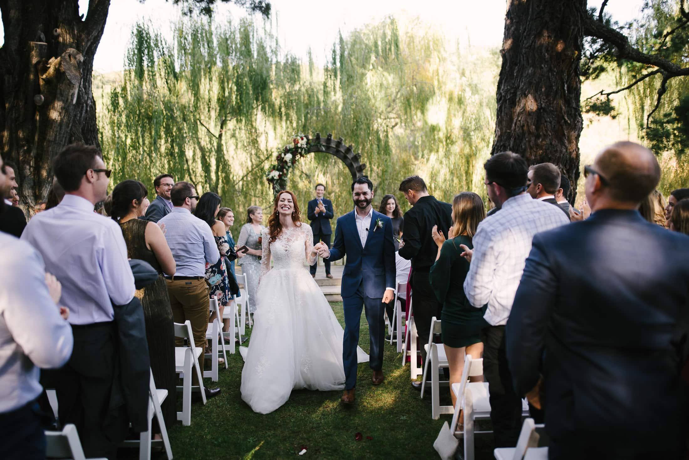Radonich Ranch Wedding Ceremony