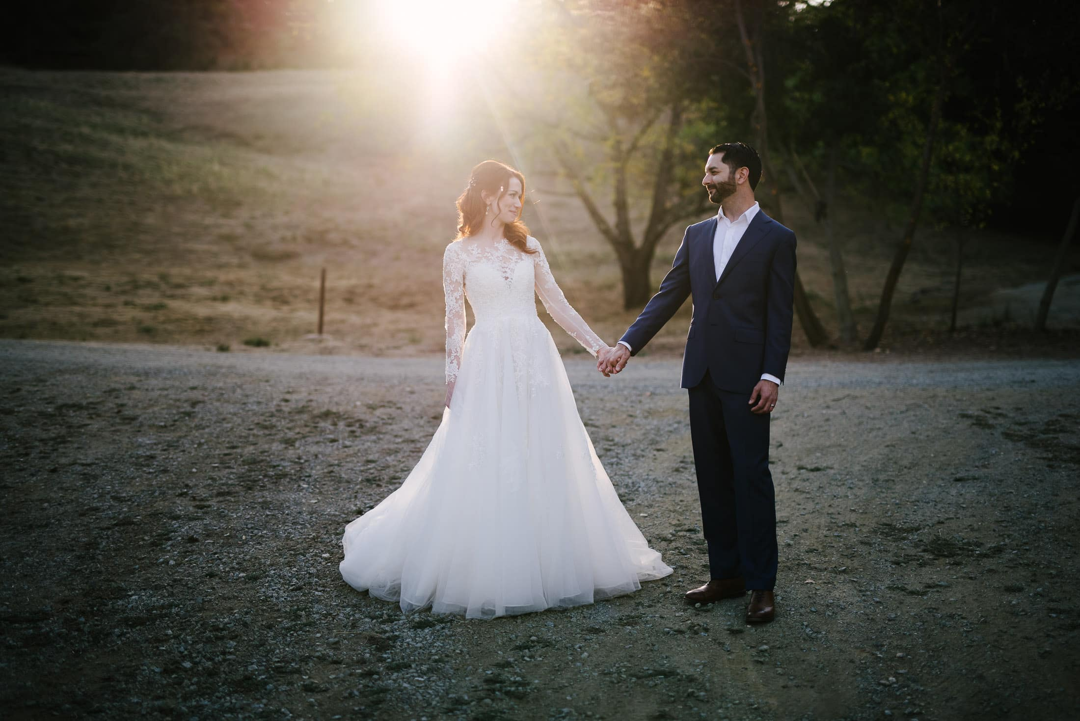 Radonich Ranch Wedding Los Gatos Hills