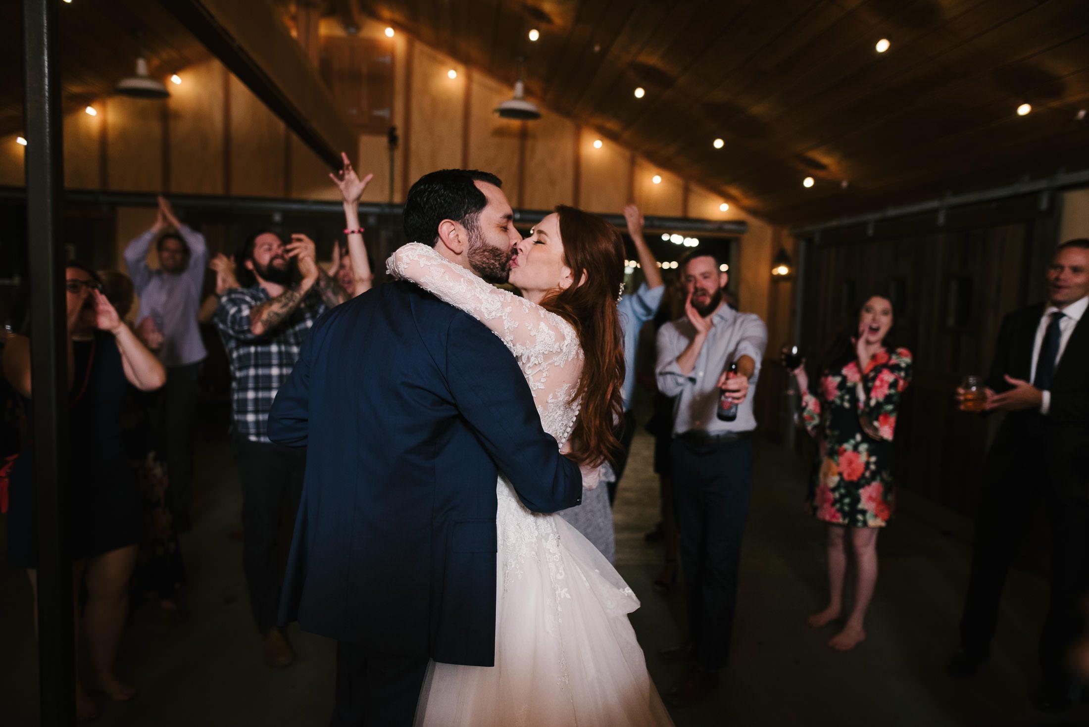Radonich Ranch Wedding Dancing