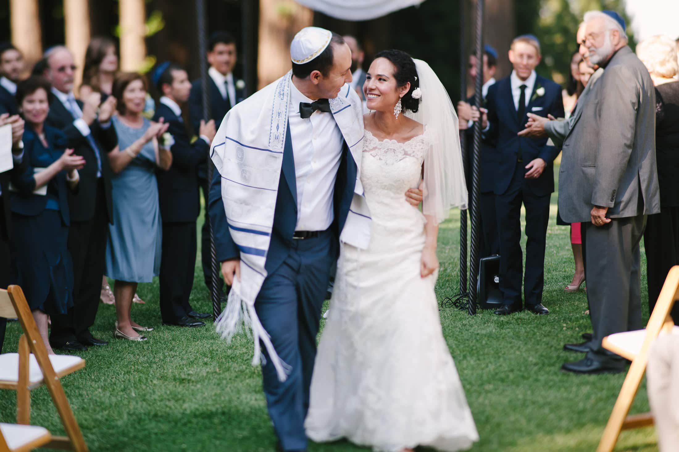 Artistic Jewish Wedding at Mountain Terrace