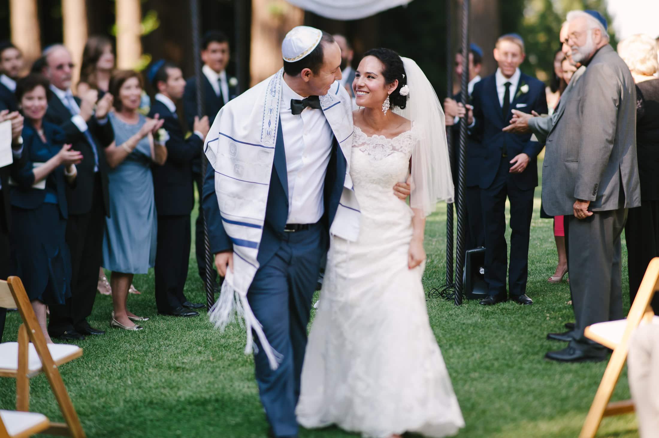 Artistic Jewish Wedding at Mountain Terrace