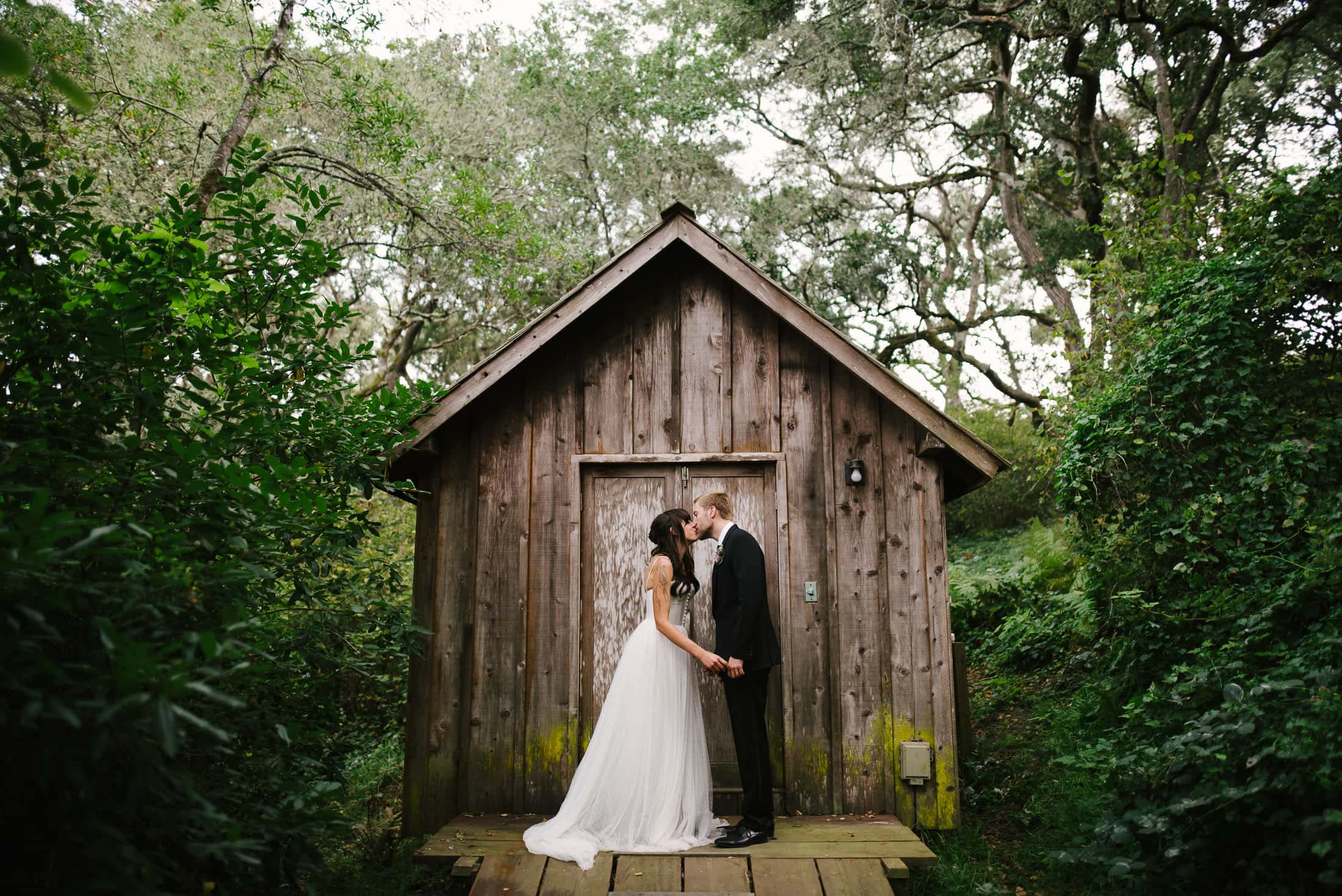 bolinas wedding portrait