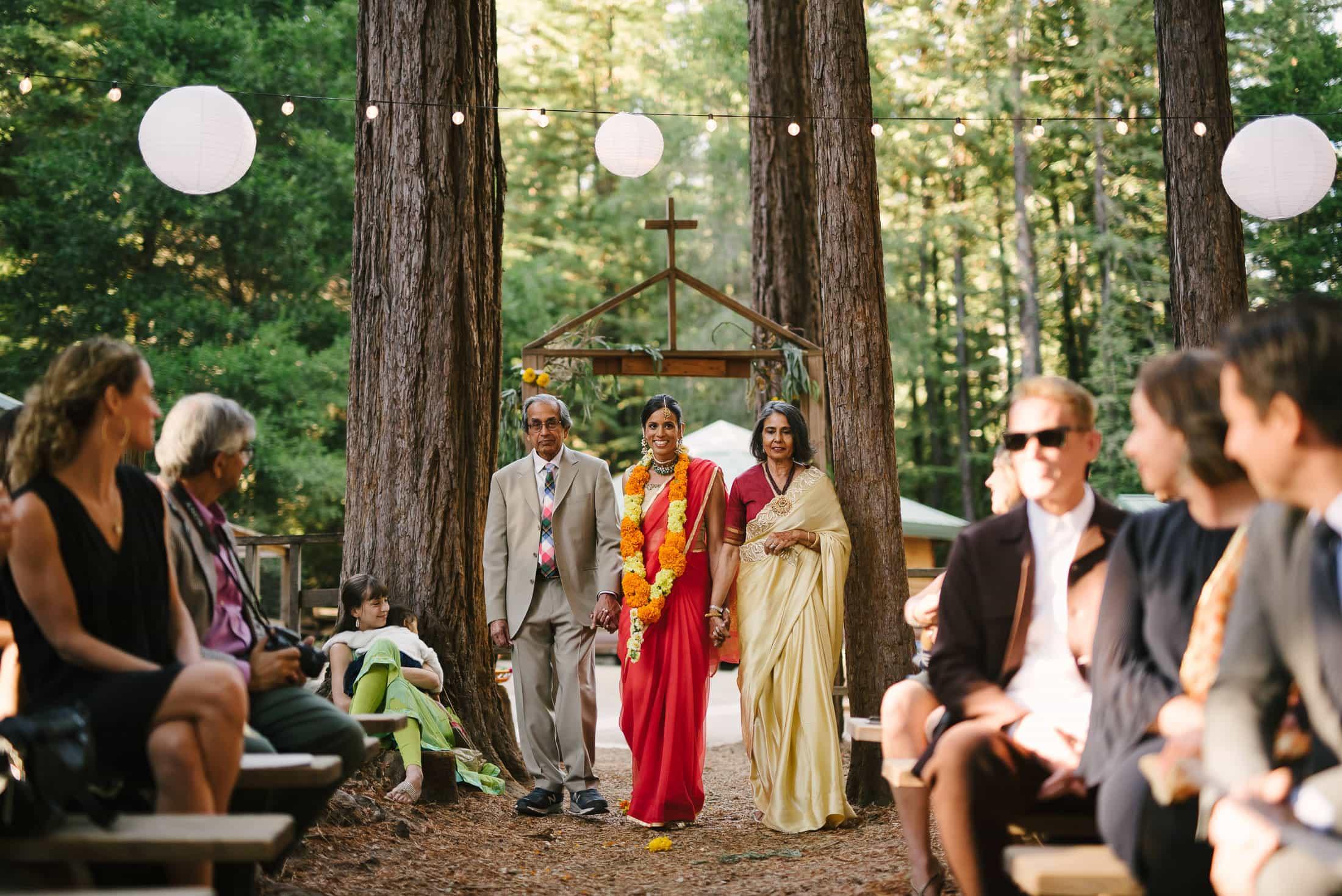Boulder Creek YMCA Wedding Indian
