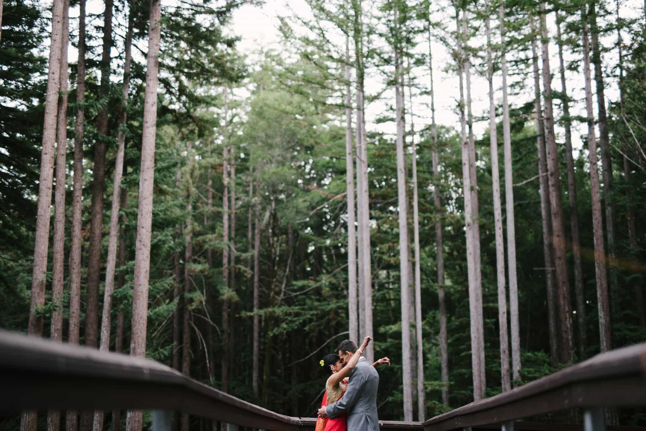Boulder Creek YMCA Wedding