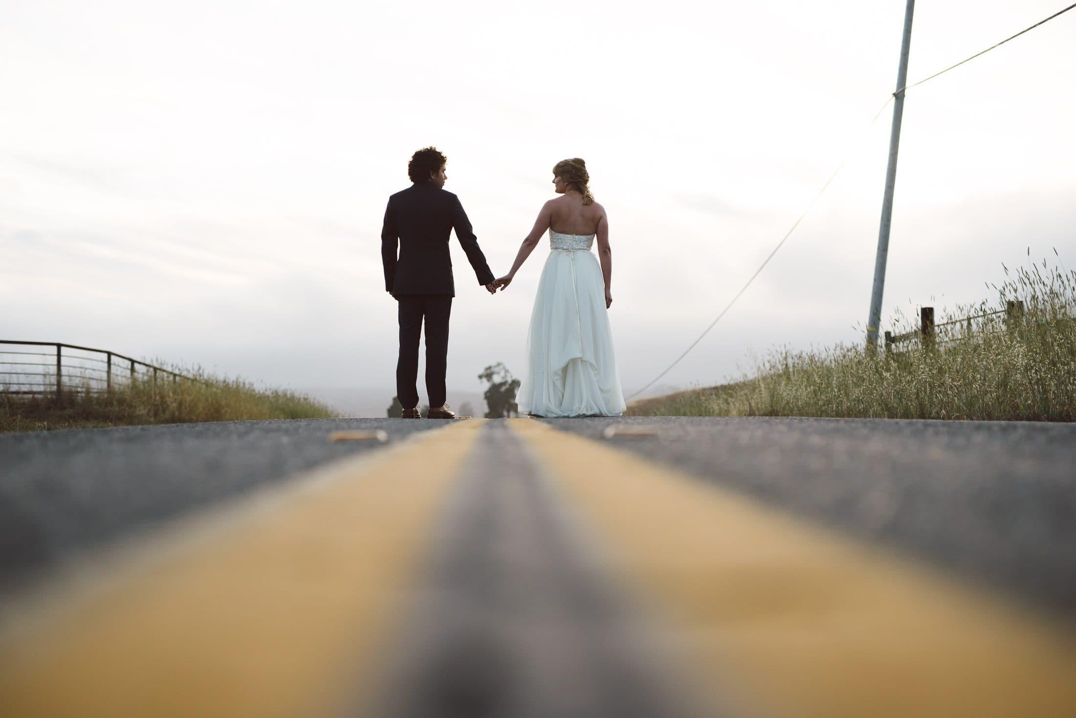 wedding portrait at chileno valley ranch