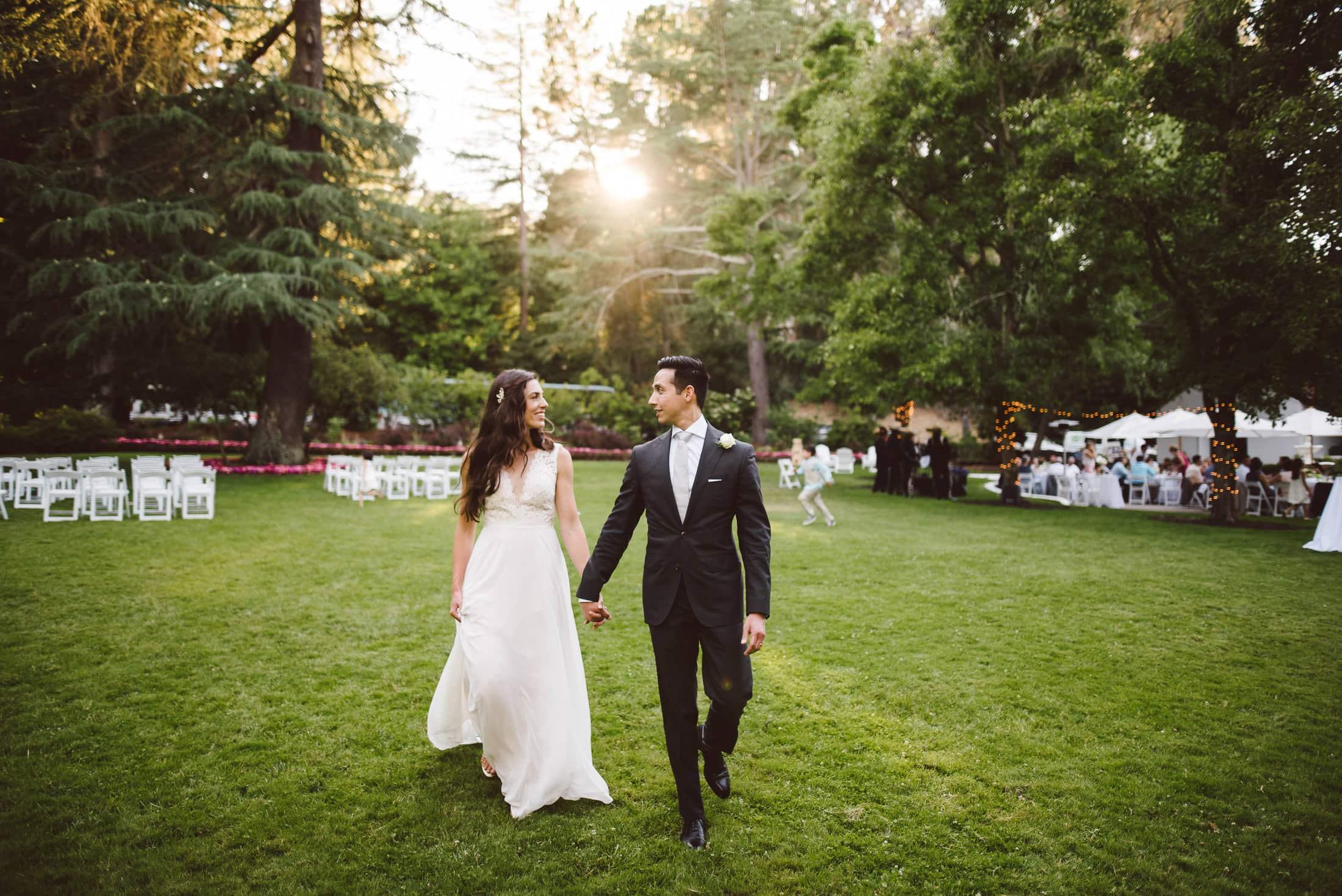 Hacienda de las Flores Wedding Portrait