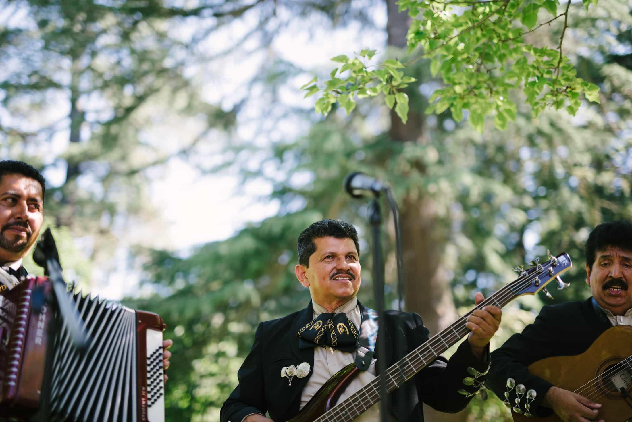 Hacienda de las Flores Wedding Mariachi Band