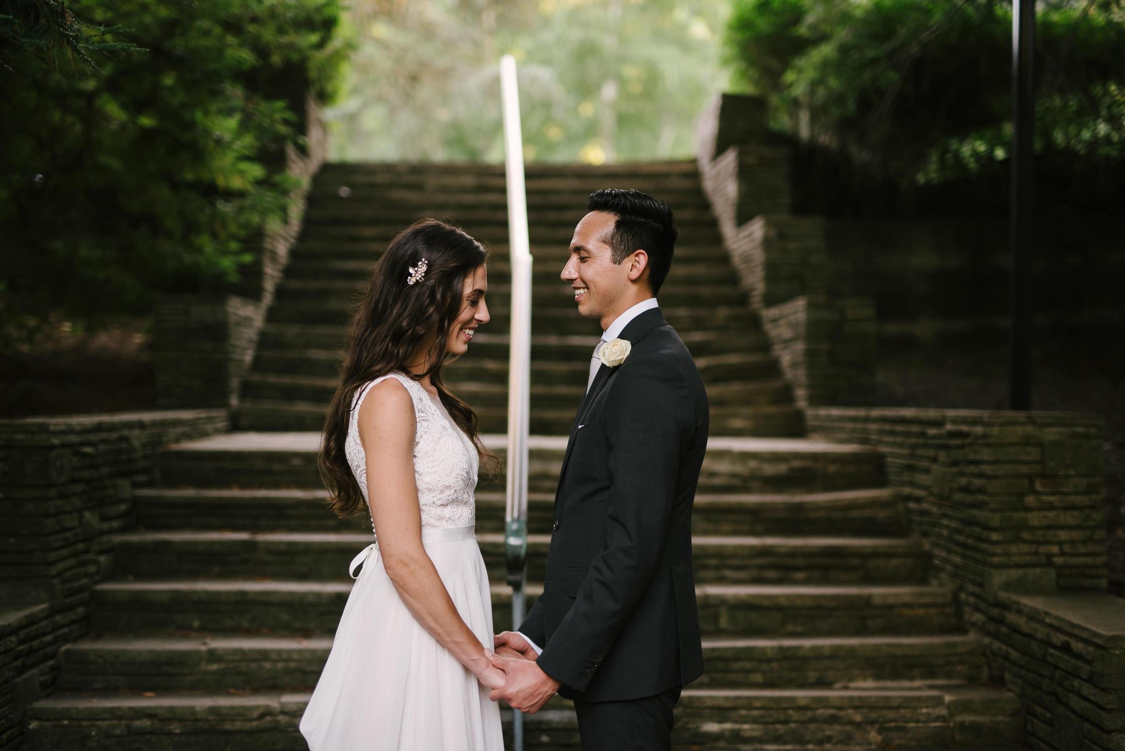 Hacienda de las Flores Wedding Portraits