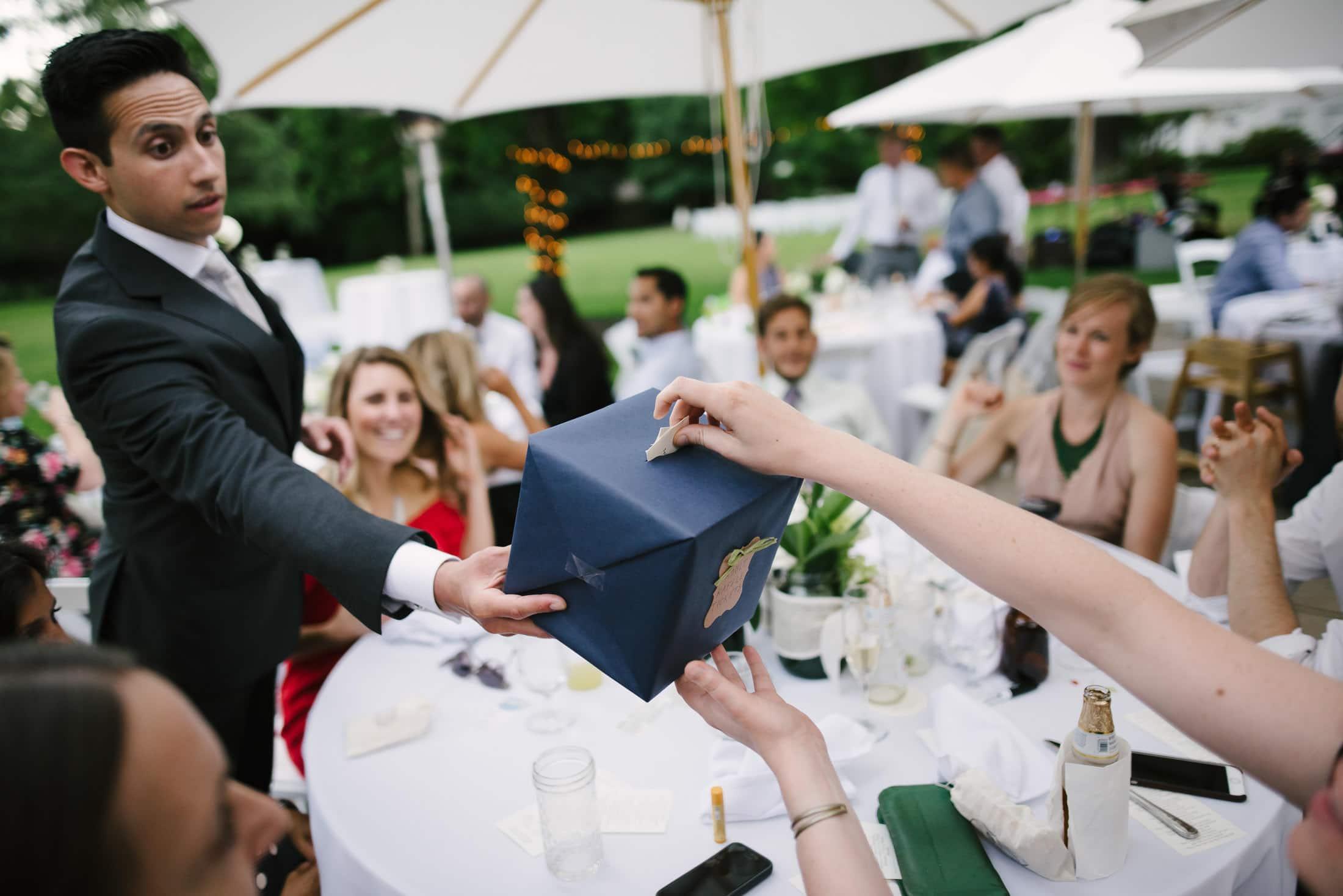 Hacienda de las Flores Wedding Raffle
