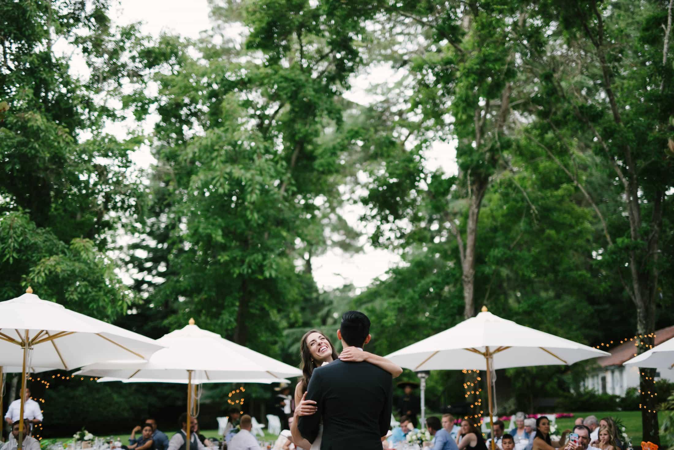 Hacienda de las Flores Wedding First Dance