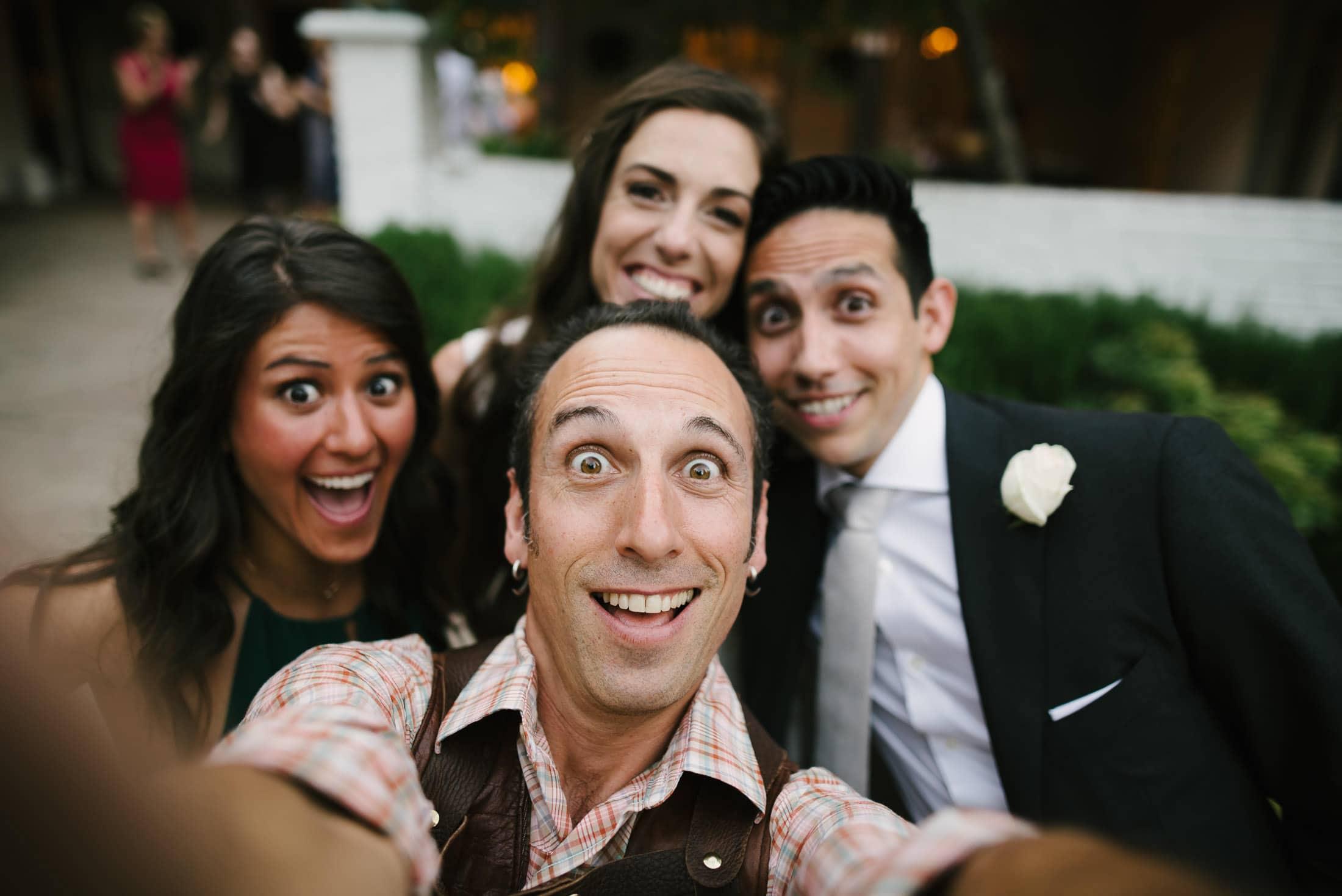 Hacienda de las Flores Wedding Photographer Selfie