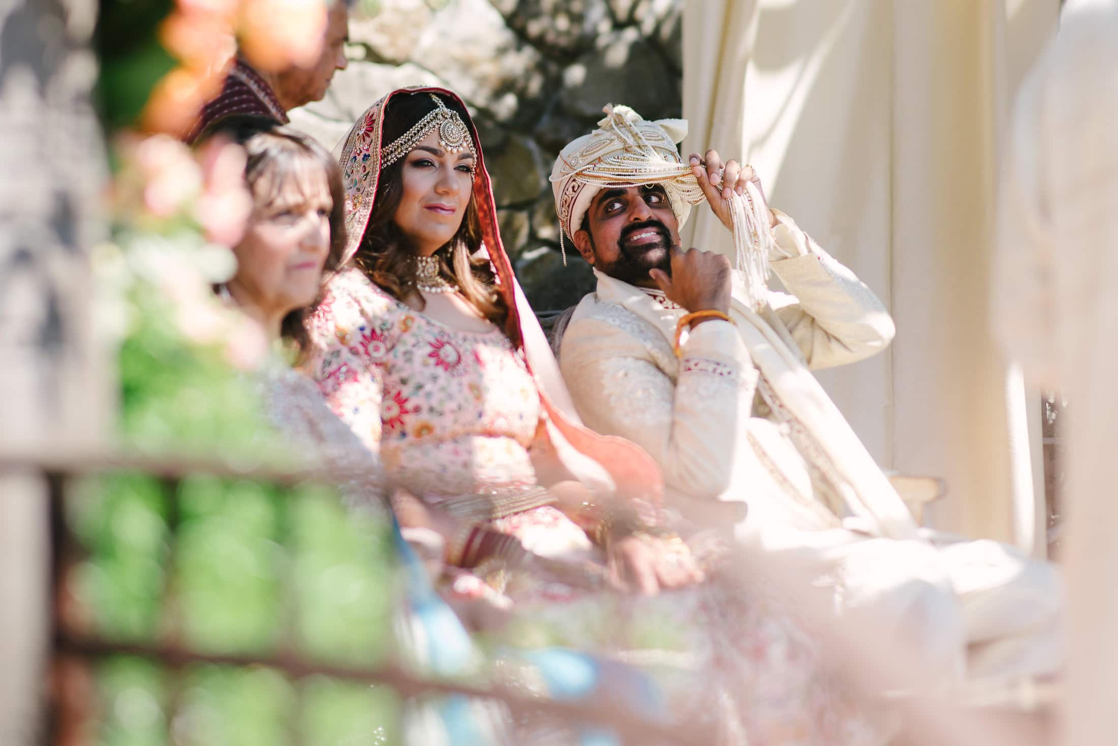 Indian Wedding Sonoma