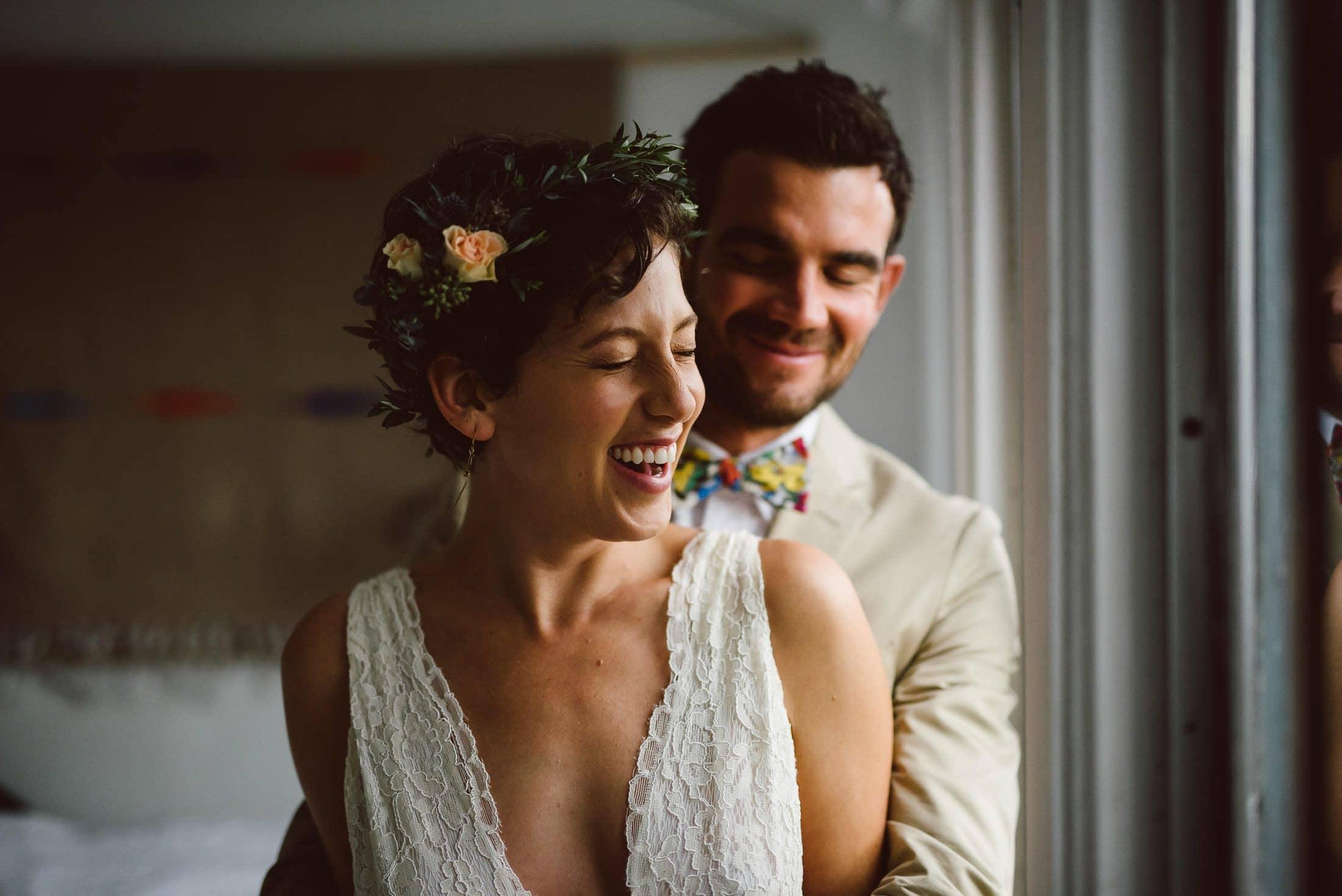 Melissa Habegger Wedding in LA