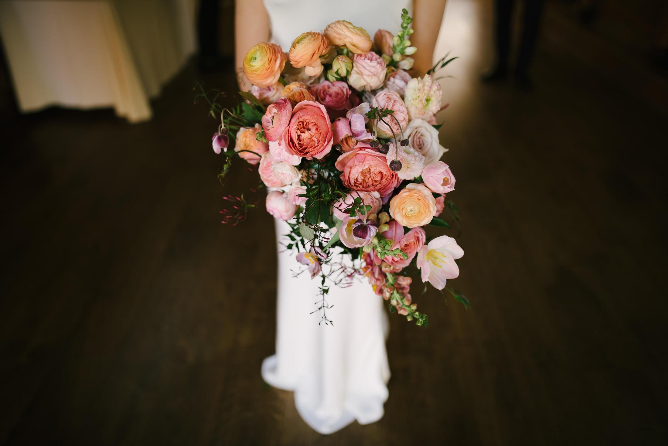 The Mountain Terrace Flowers