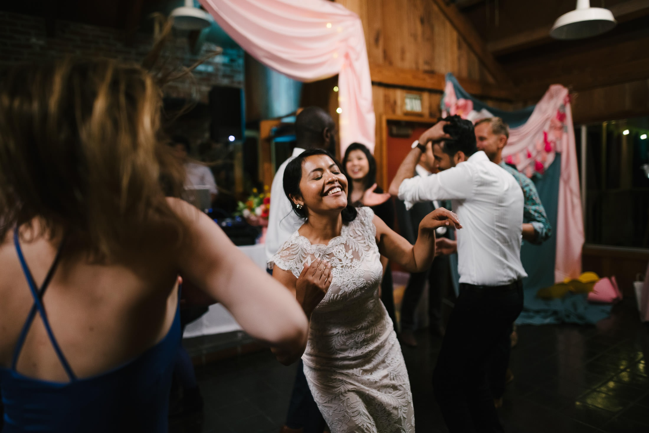 Muir Beach Community Center  Wedding