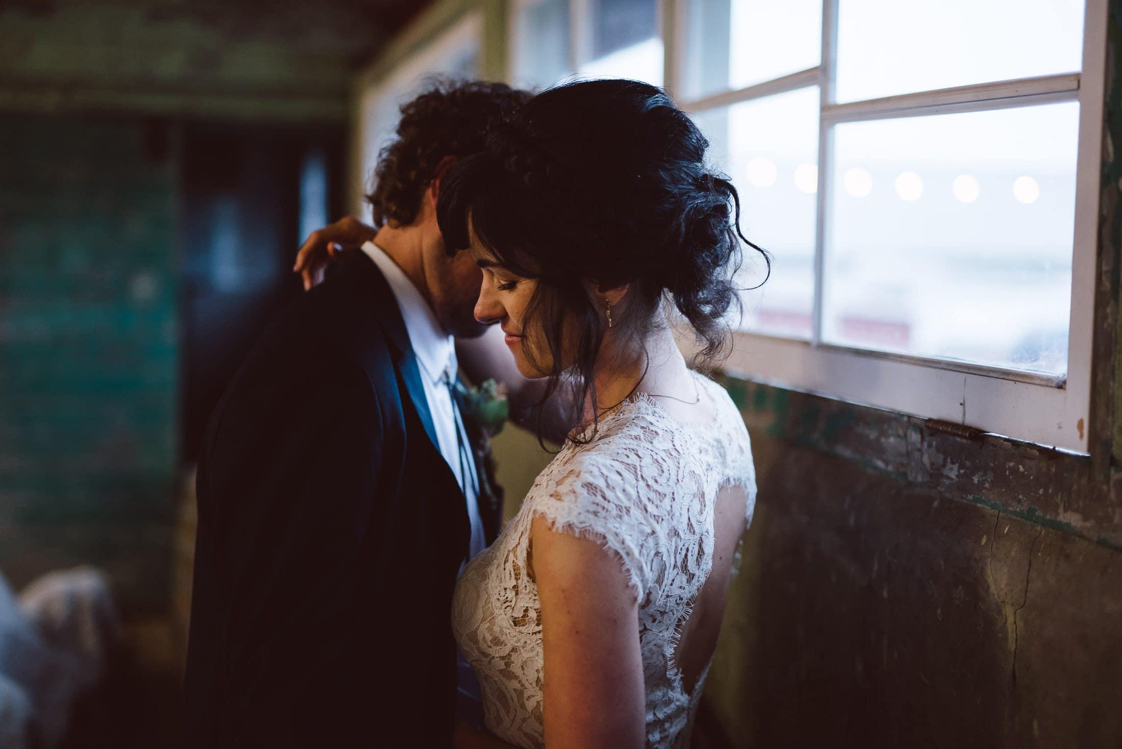 petaluma ranch wedding portrait