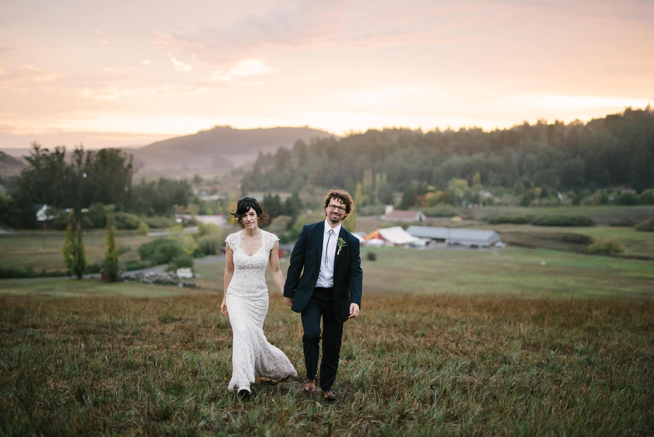 petaluma ranch wedding Portrait