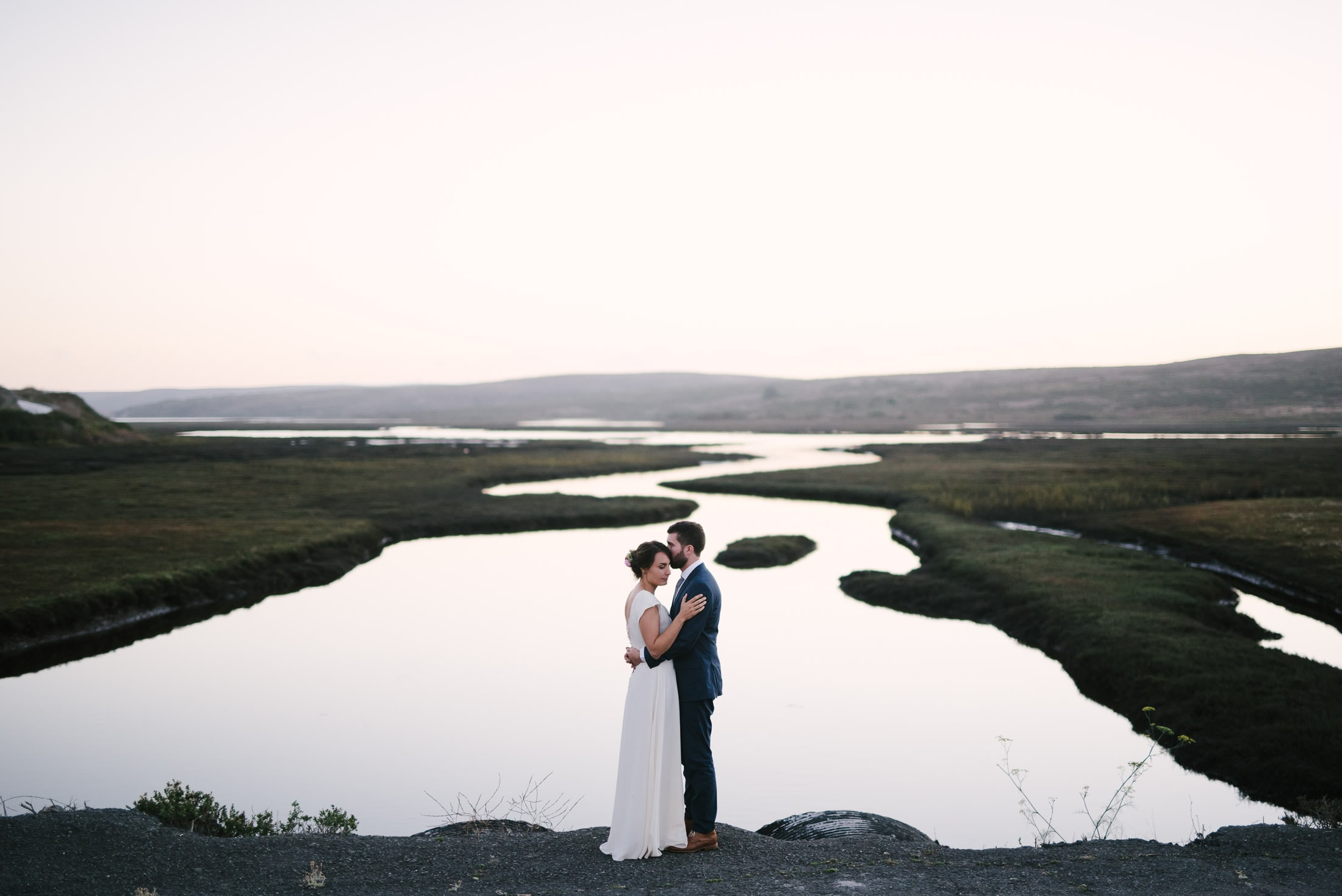 Point Reyes Seashore Wedding