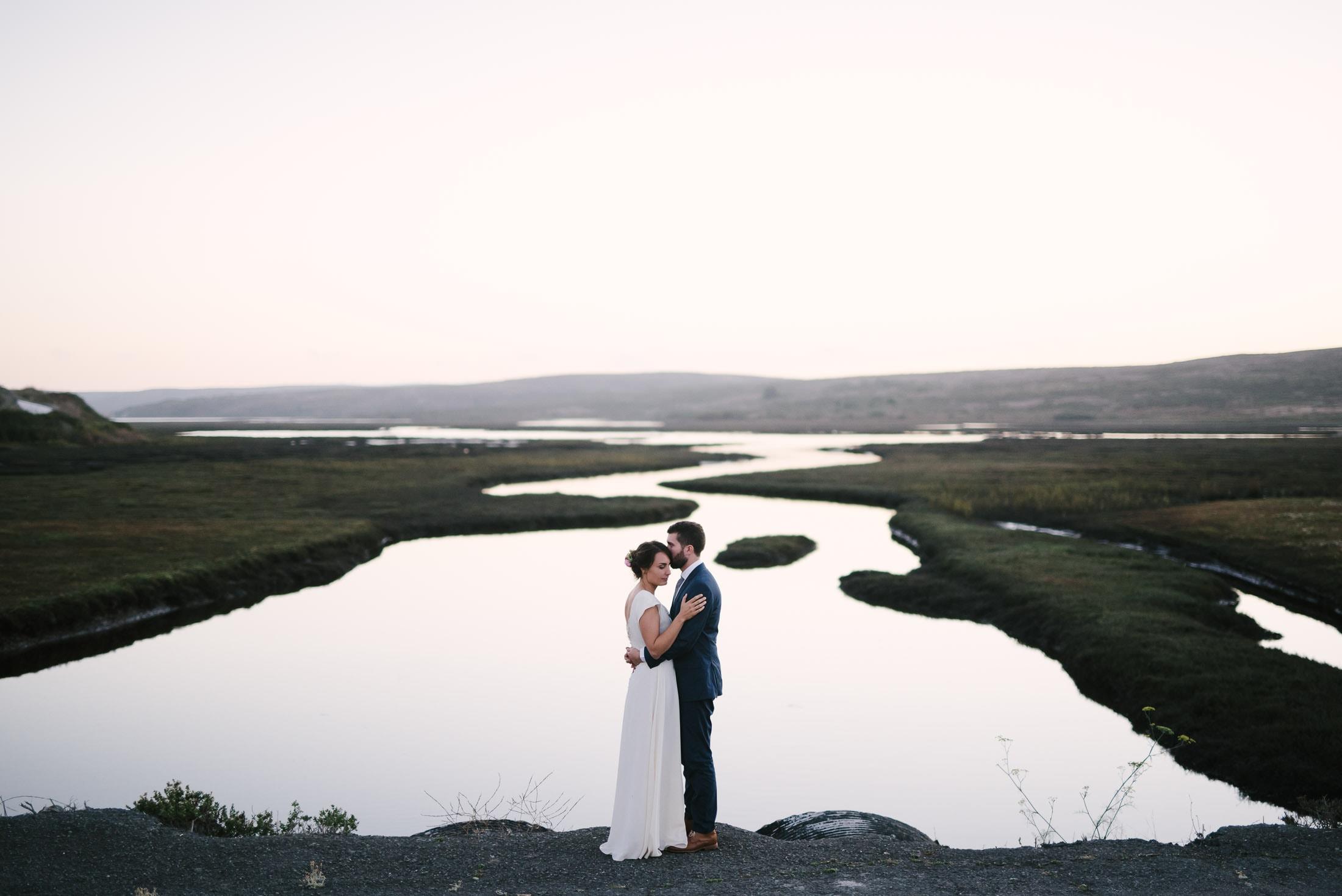 Point Reyes Seashore Wedding
