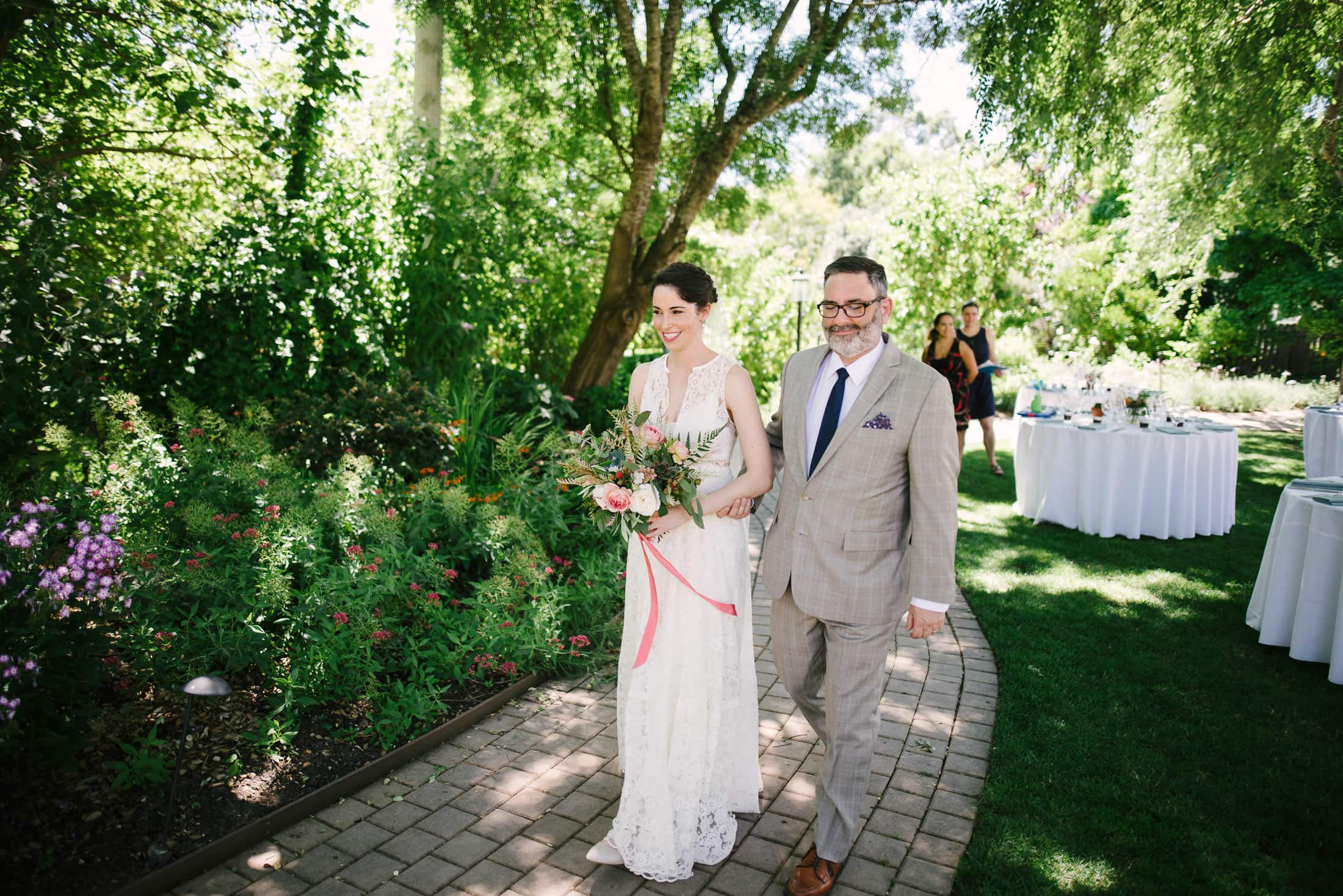Ru's Farm Wedding Ceremony