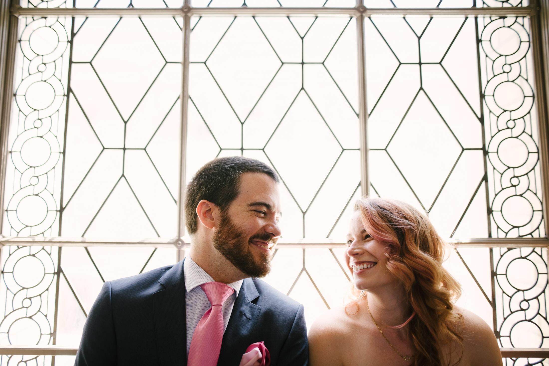 San Francisco City Hall Wedding 3rd floor
