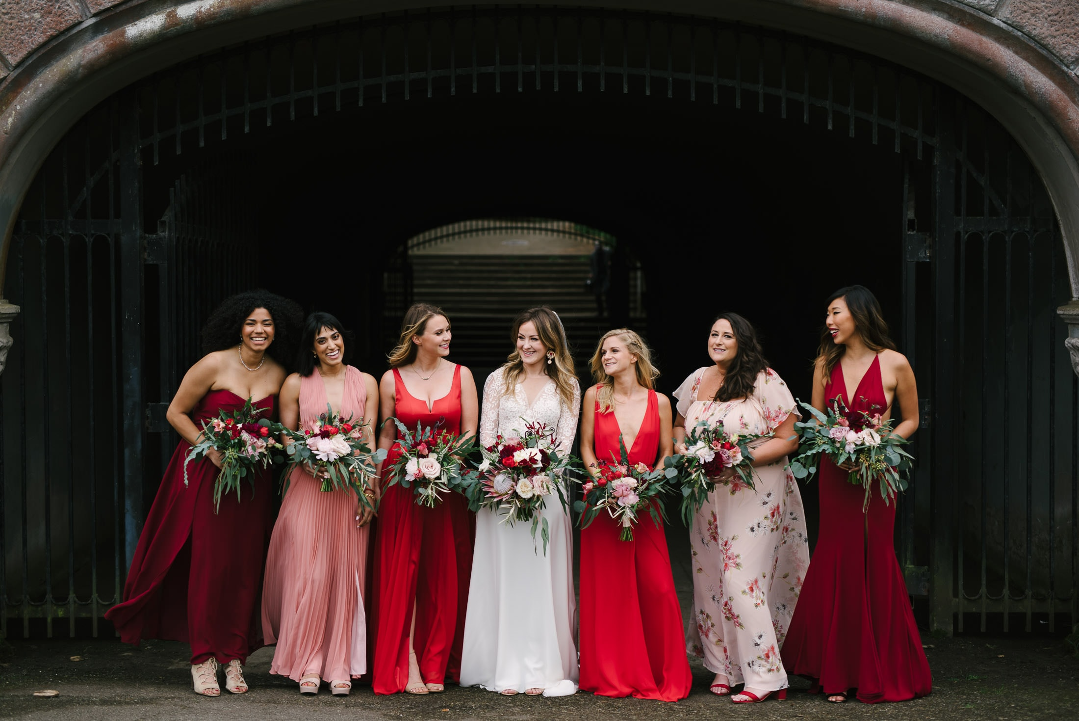 Conservatory of Flowers Wedding