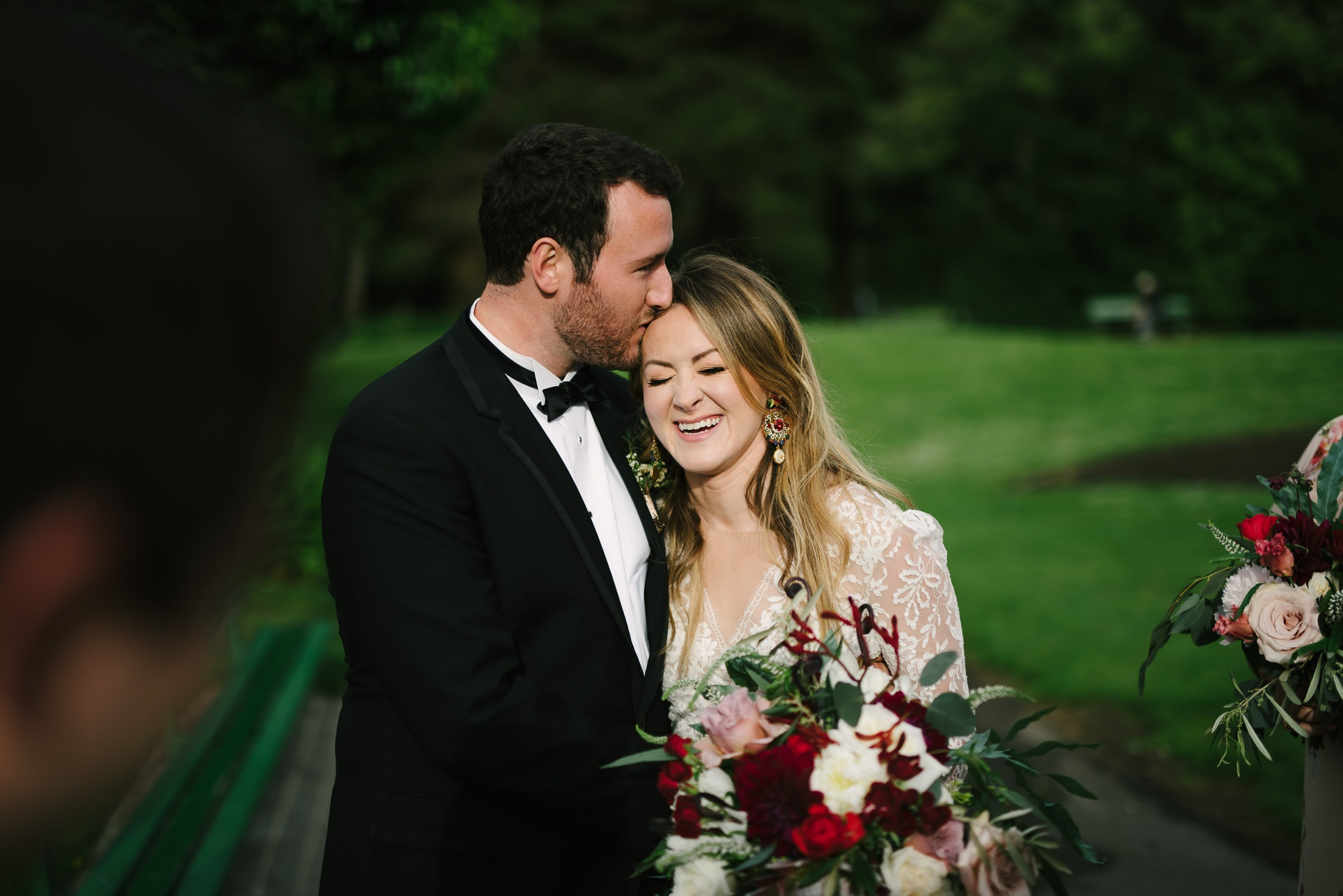 San Francisco Conservatory of Flowers Wedding