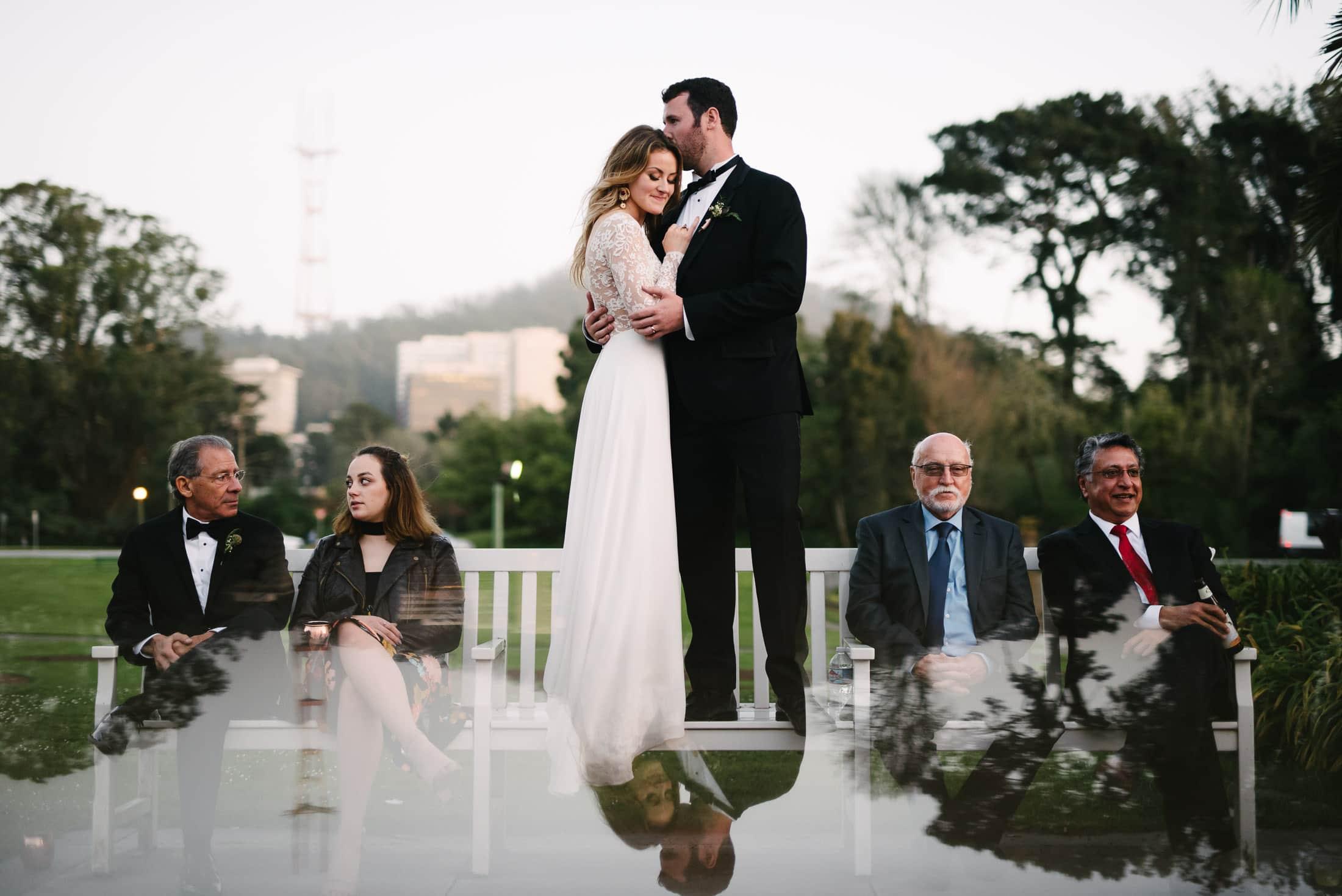 San Francisco Conservatory of Flowers Wedding