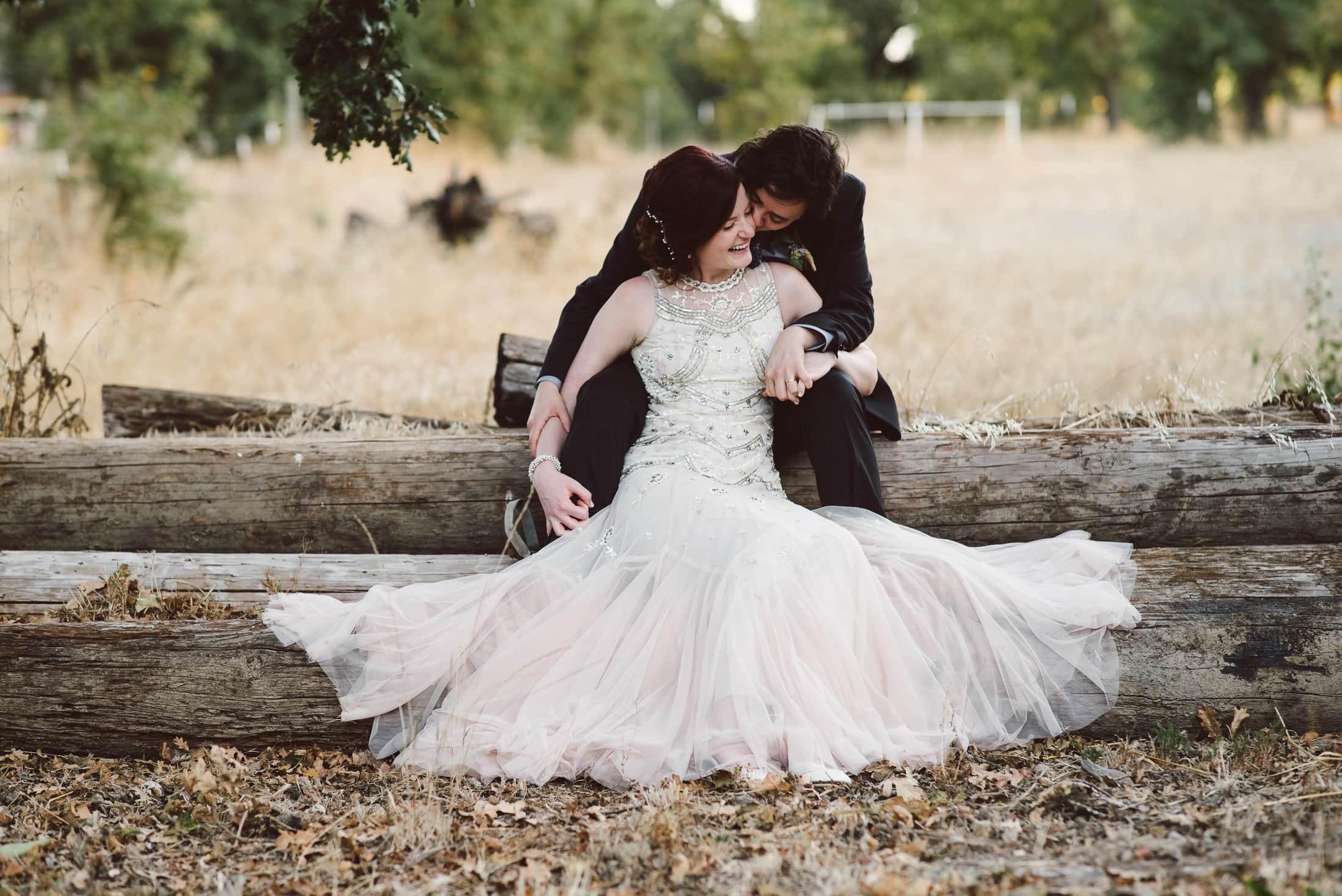 Sam Sex Sebastopol wedding