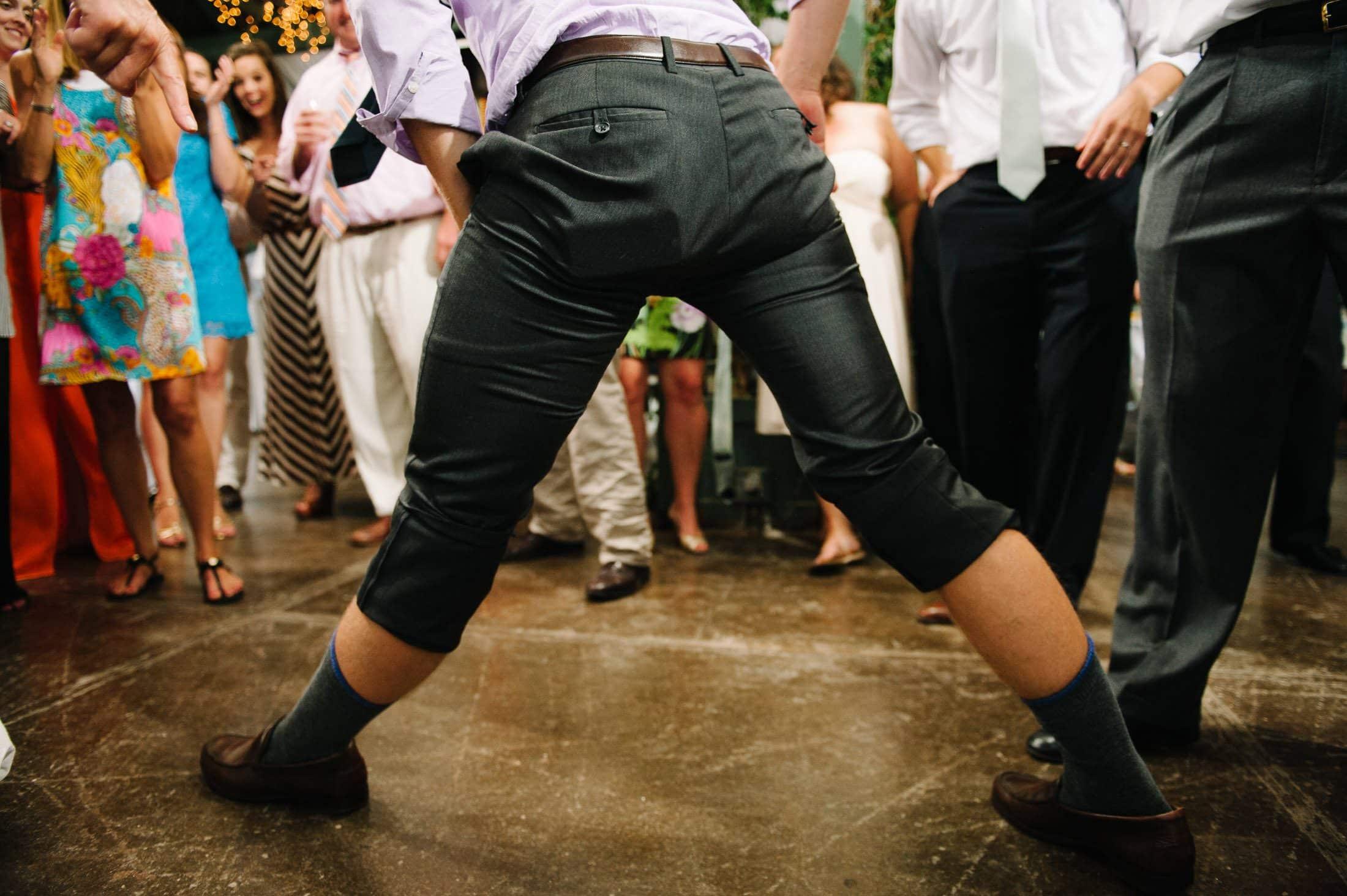 fun detail on dance floor at sonoma garden pavilion wedding