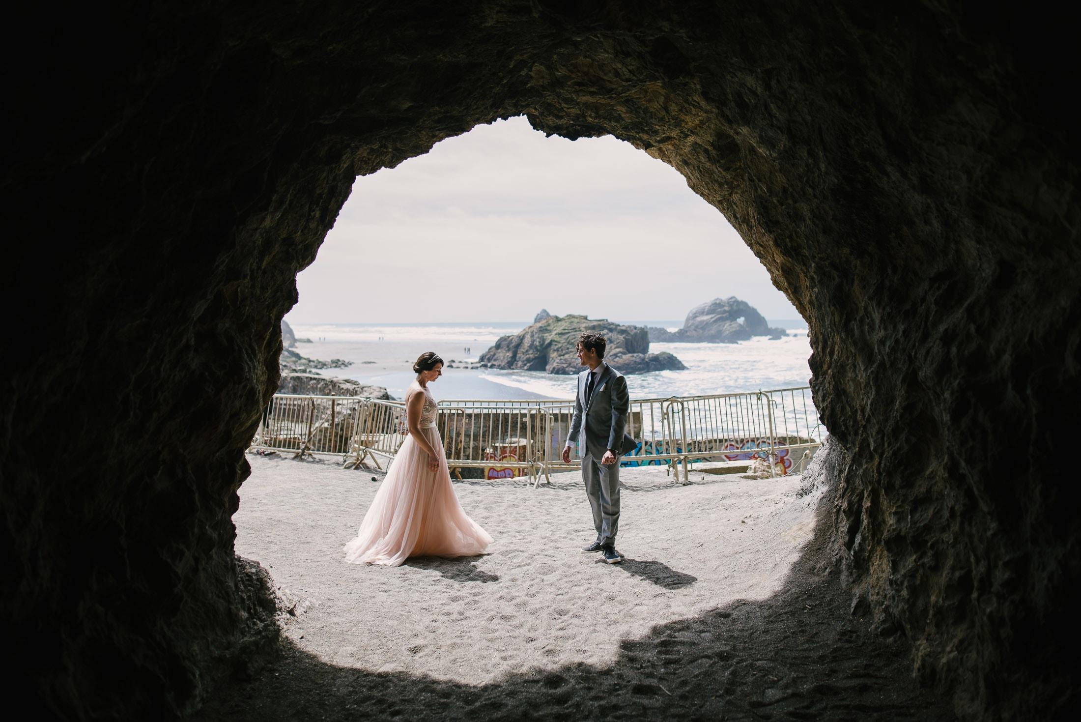 Sutro Wedding Pics