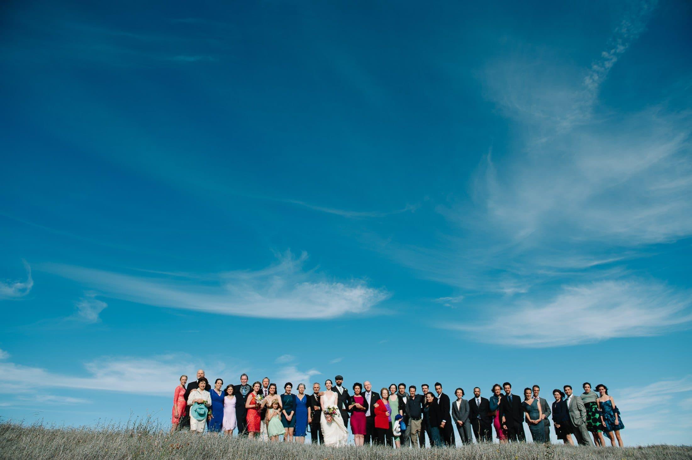Trojan Point Wedding Ceremony